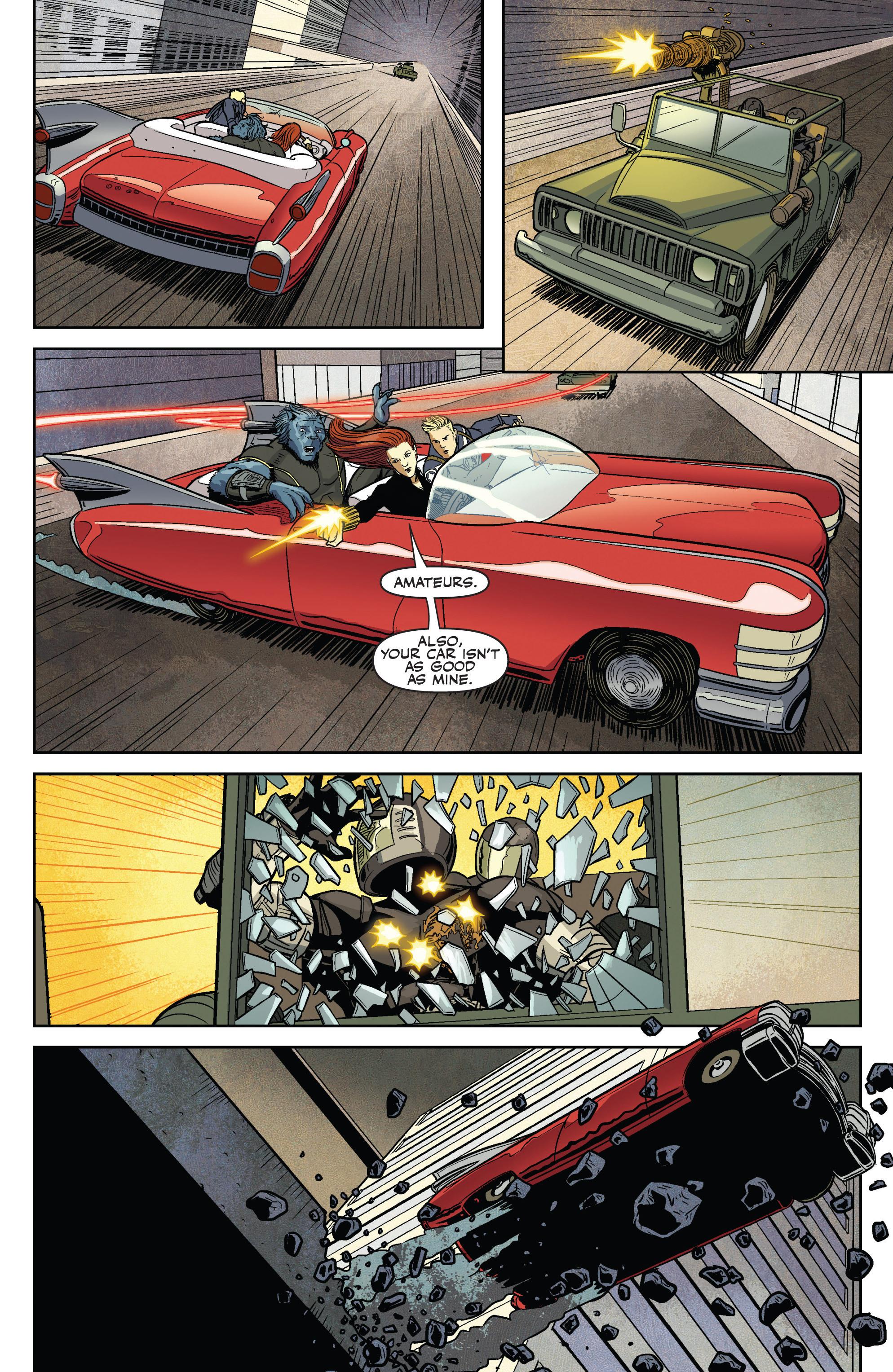 Read online Secret Avengers (2010) comic -  Issue #16 - 12
