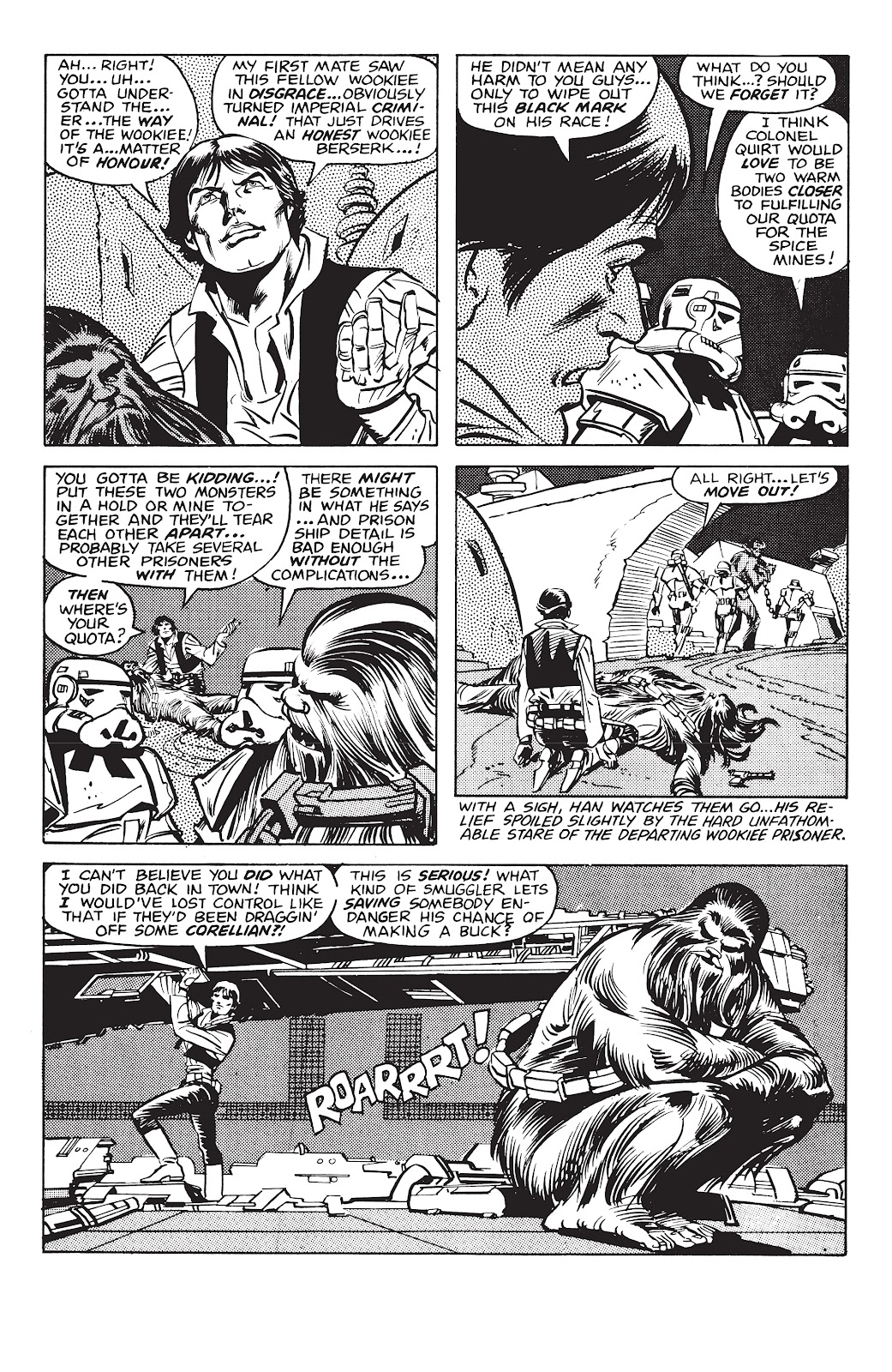 Read online Star Wars Legends: The Original Marvel Years - Epic Collection comic -  Issue # TPB 2 (Part 4) - 21