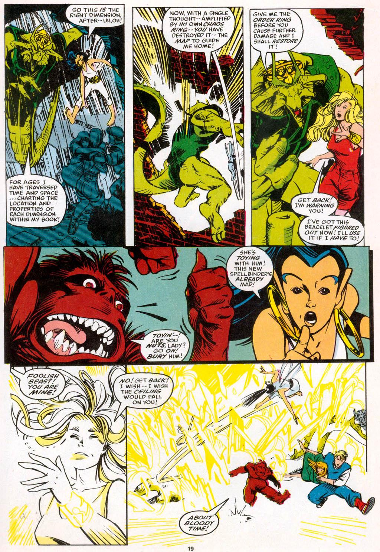 Read online Spellbound comic -  Issue #1 - 20