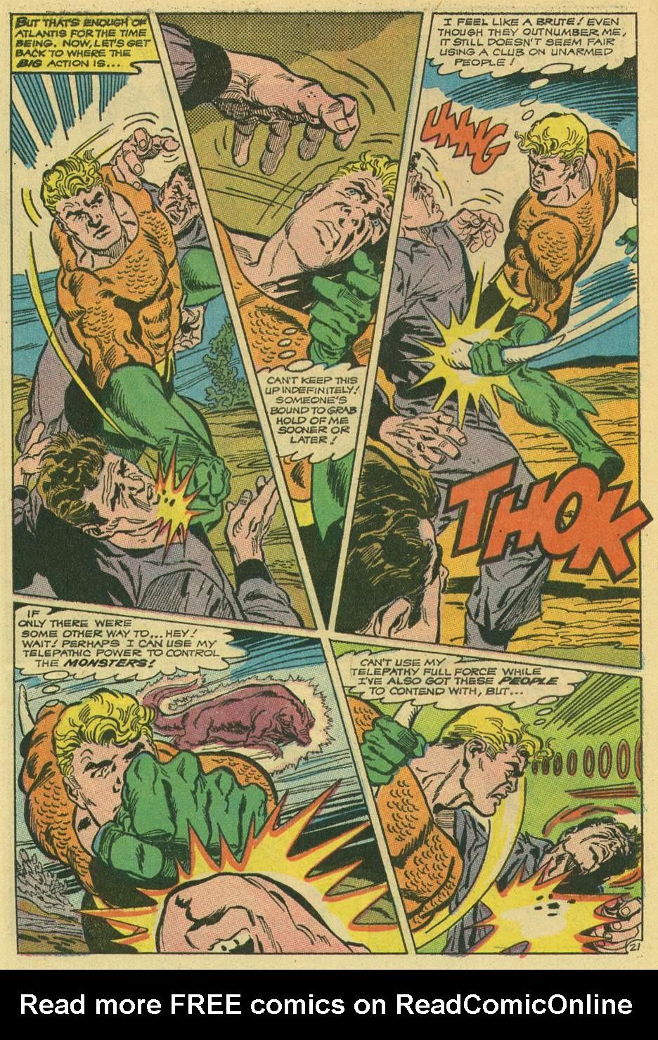 Read online Adventure Comics (1938) comic -  Issue #492 - 32