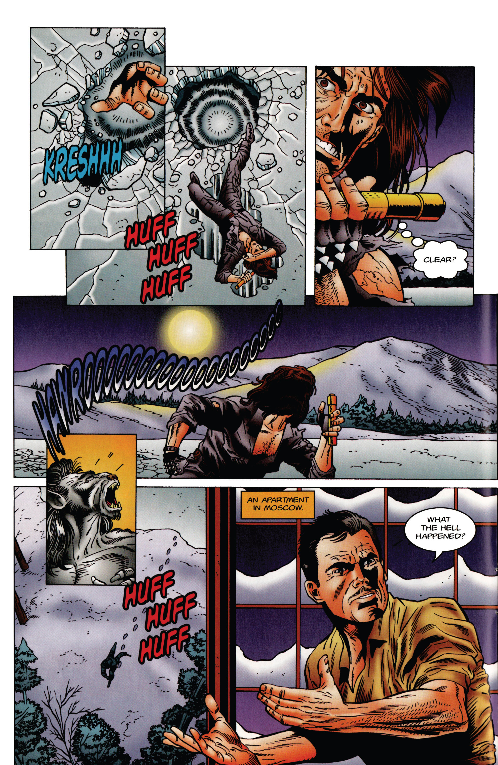 Read online Eternal Warrior (1992) comic -  Issue #49 - 5