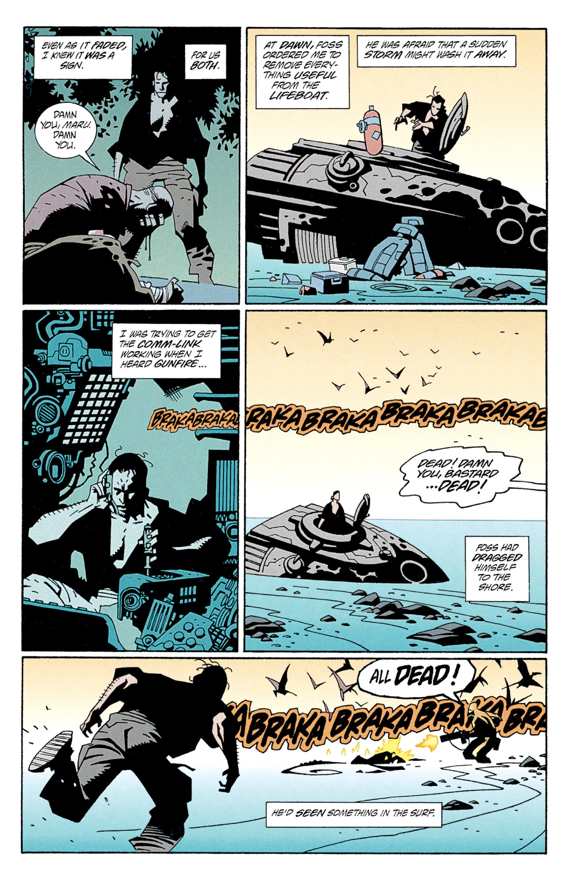 Read online Aliens: Salvation comic -  Issue # TPB - 16