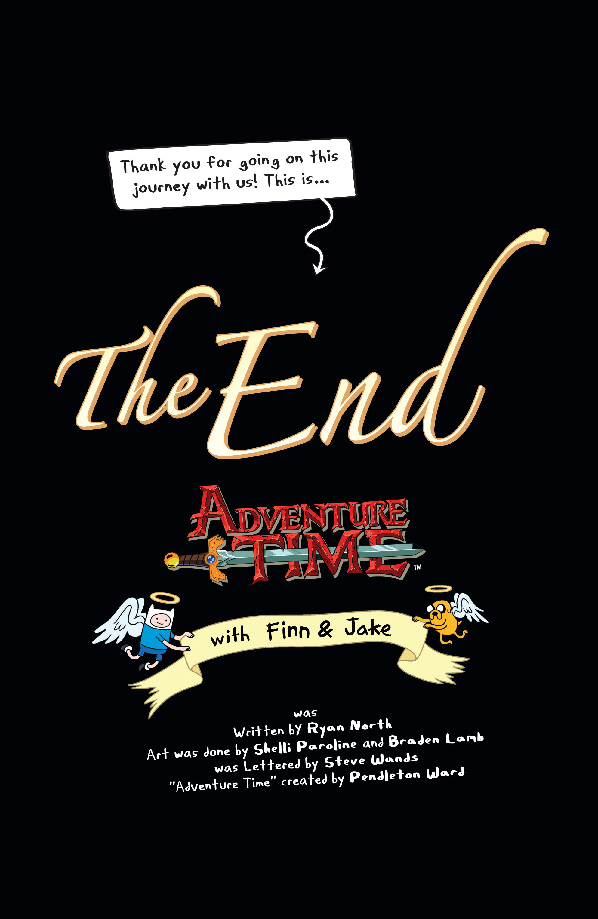 Read online Adventure Time comic -  Issue #3 - 7