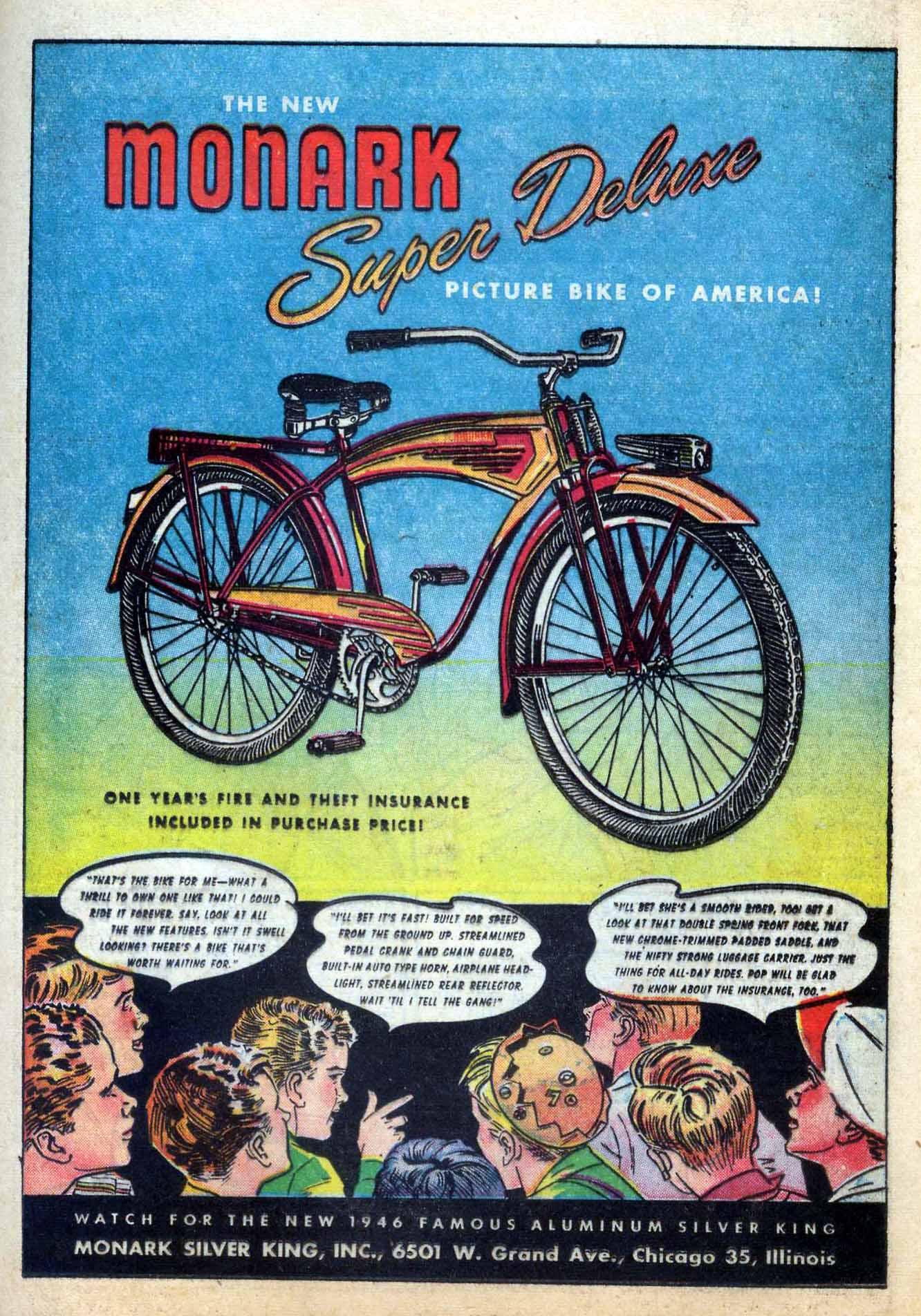 Read online Sensation (Mystery) Comics comic -  Issue #59 - 31