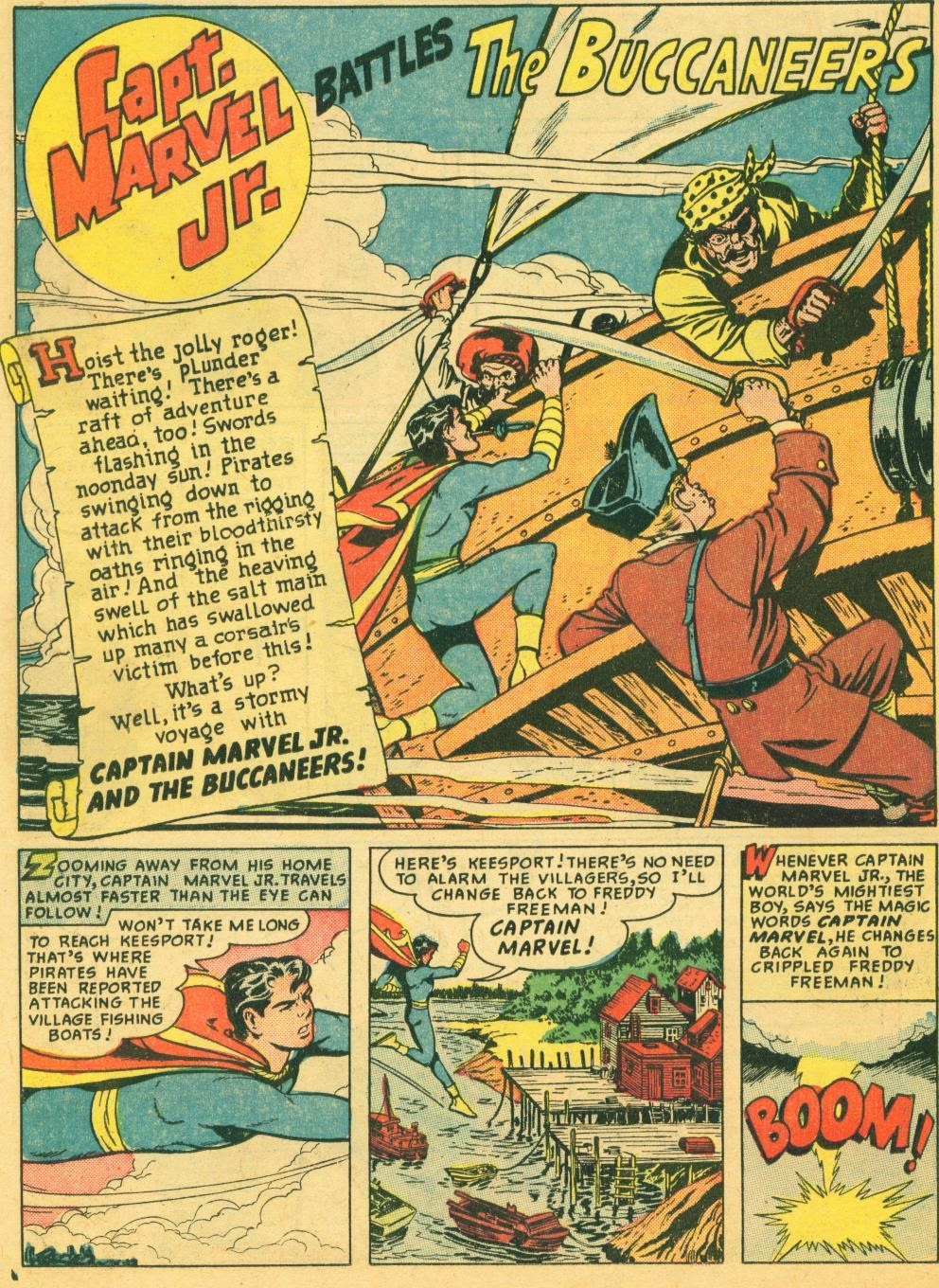 Captain Marvel, Jr. issue 82 - Page 26