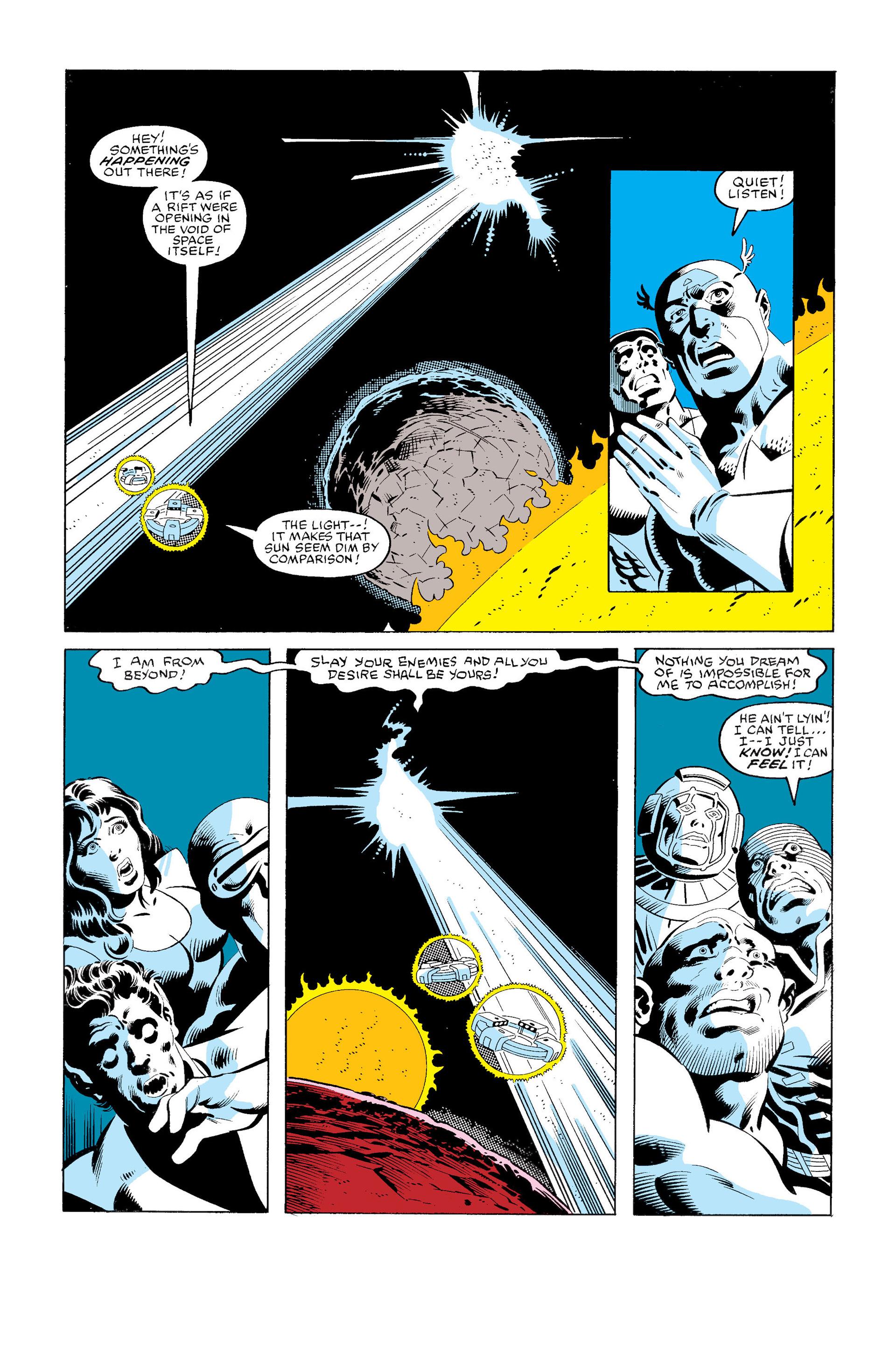 Read online Secret Wars (1985) comic -  Issue #1 - 11