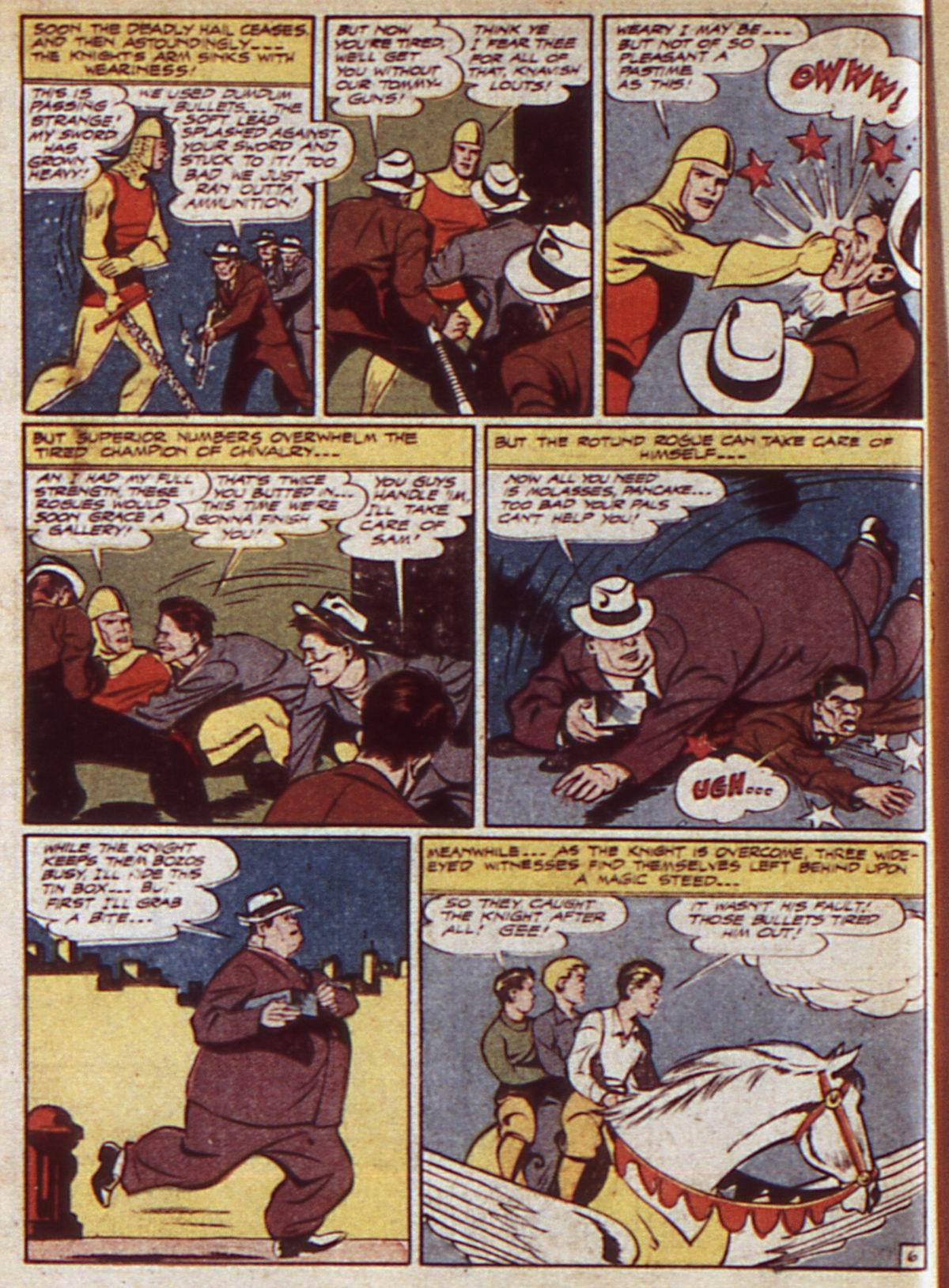 Read online Adventure Comics (1938) comic -  Issue #85 - 32
