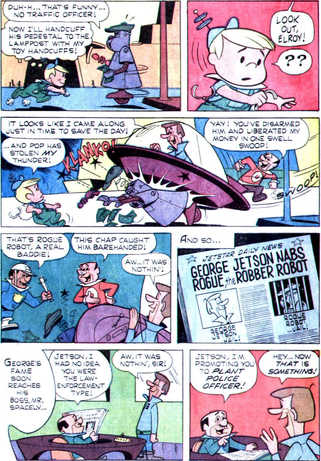 The Jetsons (1963) issue 15 - Page 4