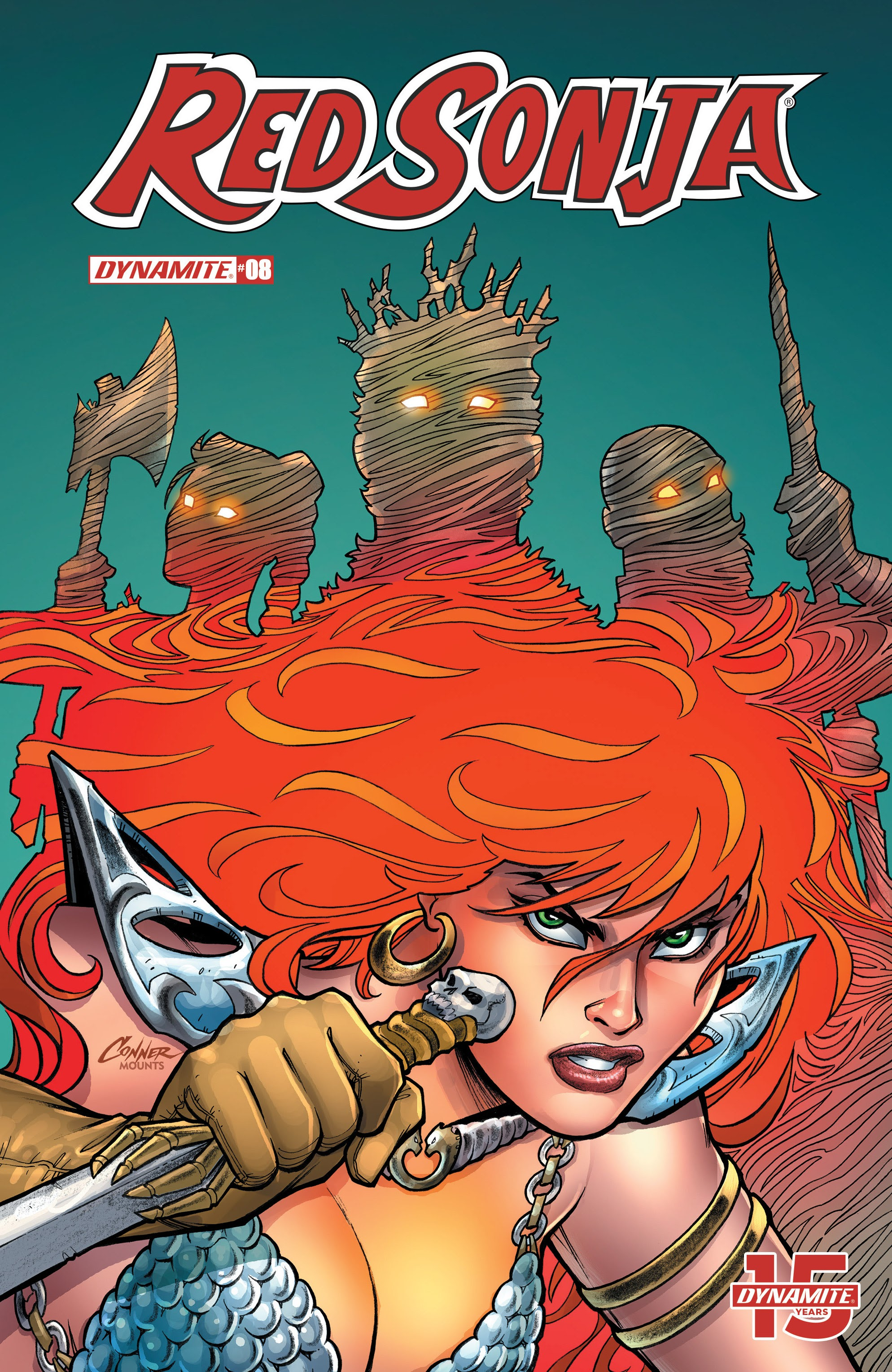 Red Sonja (2019) 8 Page 1