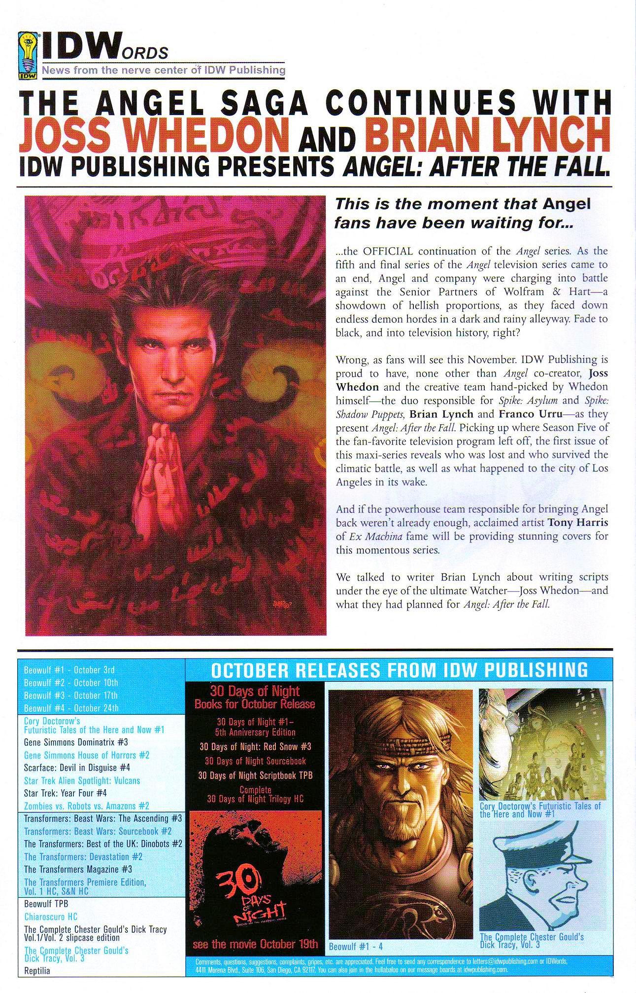 Read online Dominatrix comic -  Issue #3 - 28