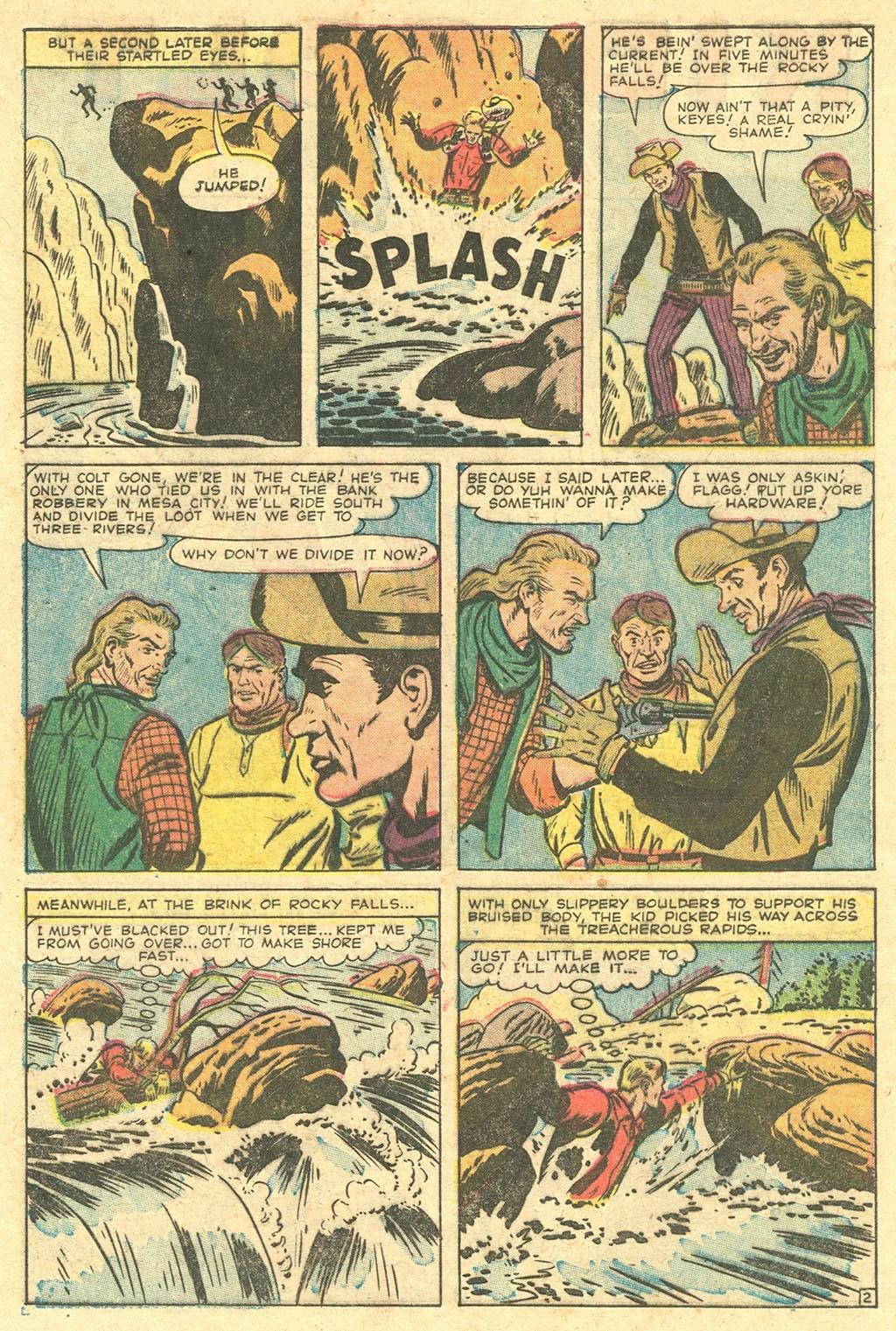 Gunsmoke Western issue 33 - Page 5