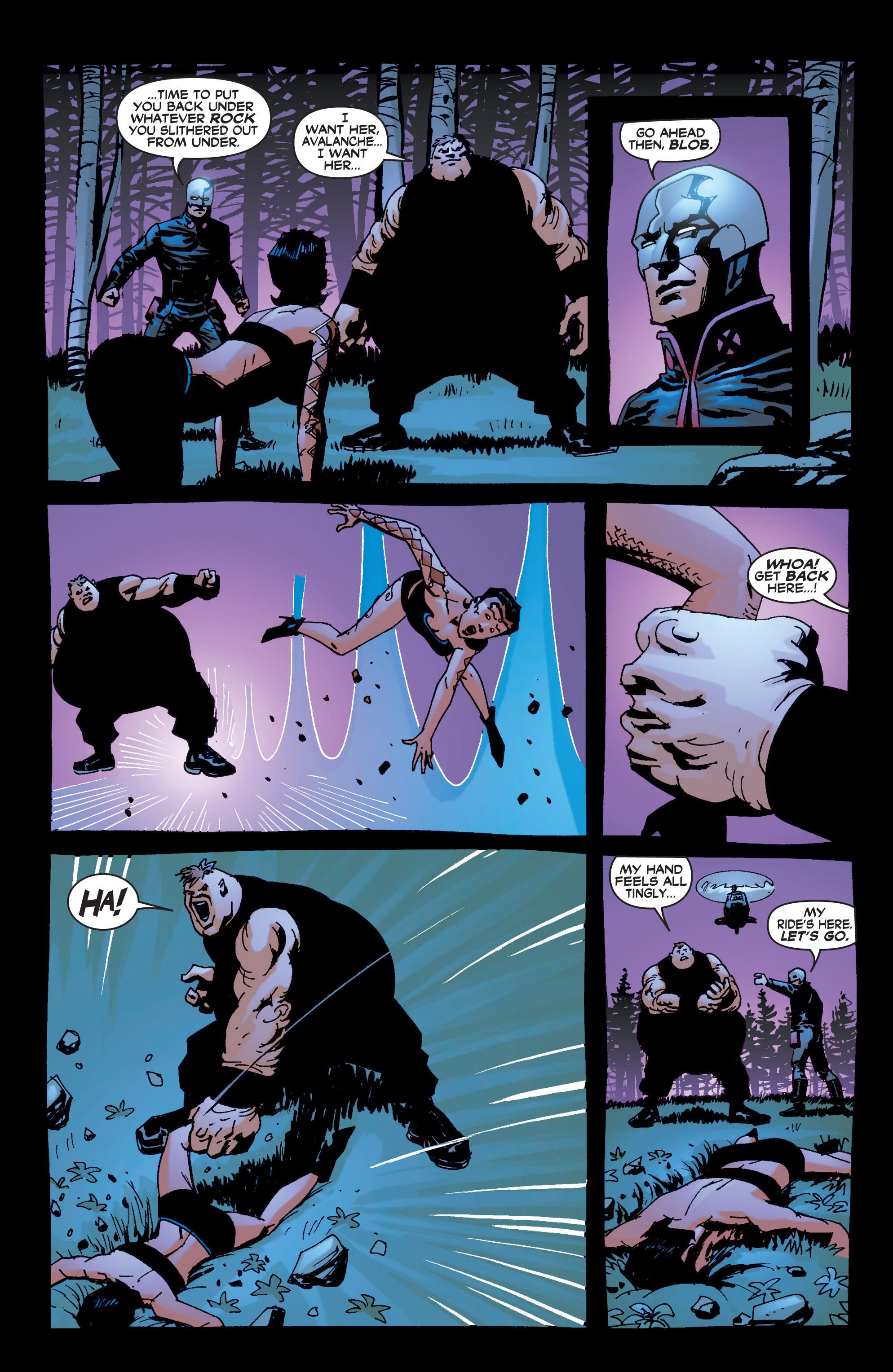 Read online Uncanny X-Men (1963) comic -  Issue #405 - 8
