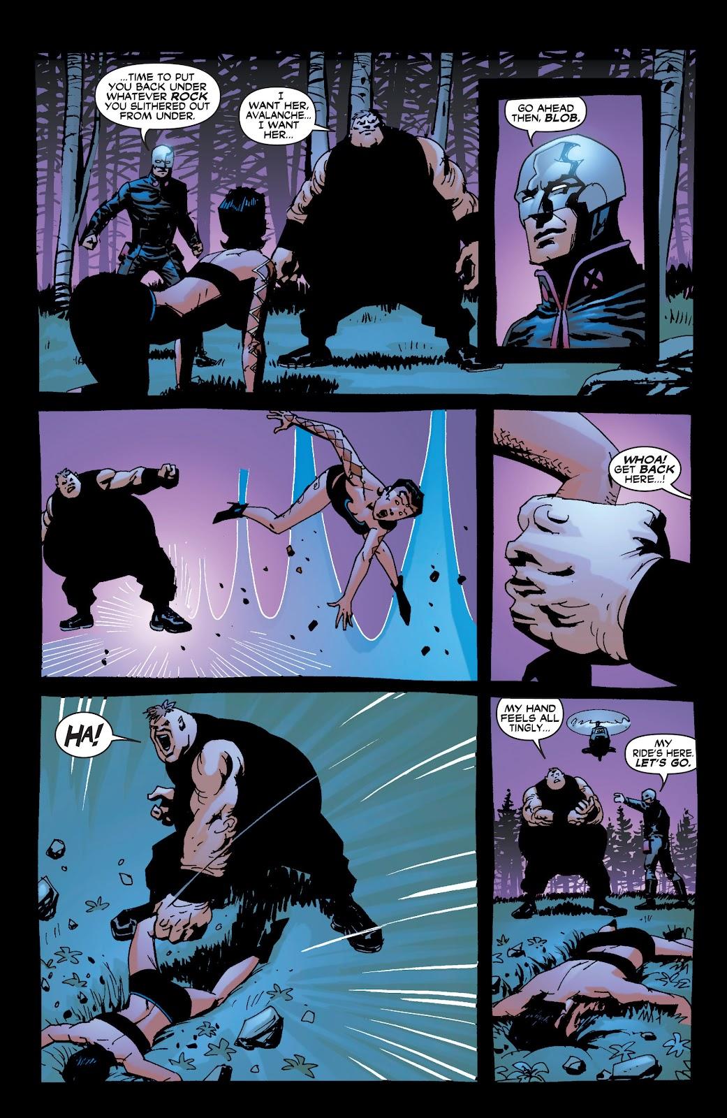 Uncanny X-Men (1963) issue 405 - Page 8