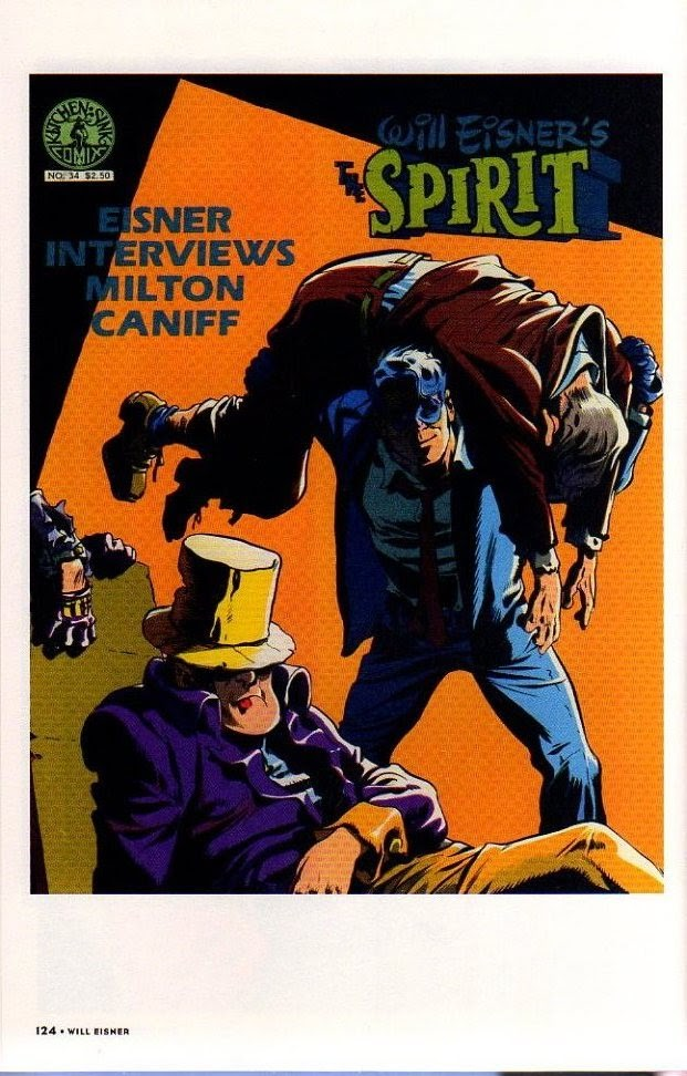 Read online Will Eisner's The Spirit Archives comic -  Issue # TPB 26 (Part 2) - 31