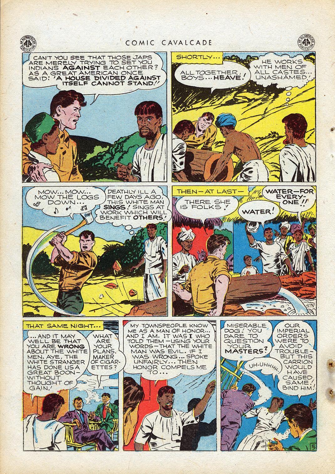Comic Cavalcade issue 10 - Page 65