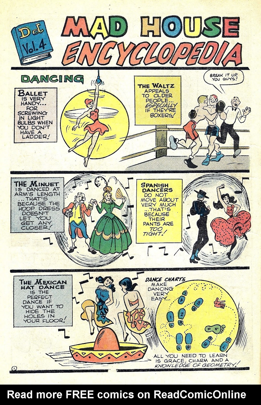 Archie's Madhouse issue Annual 6 - Page 64