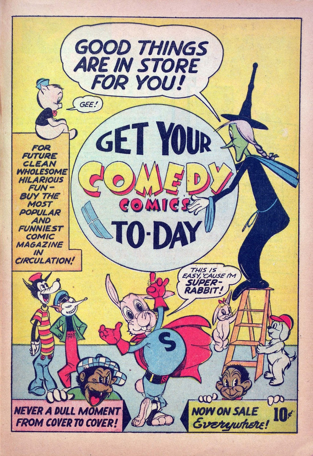 Read online Joker Comics comic -  Issue #14 - 57