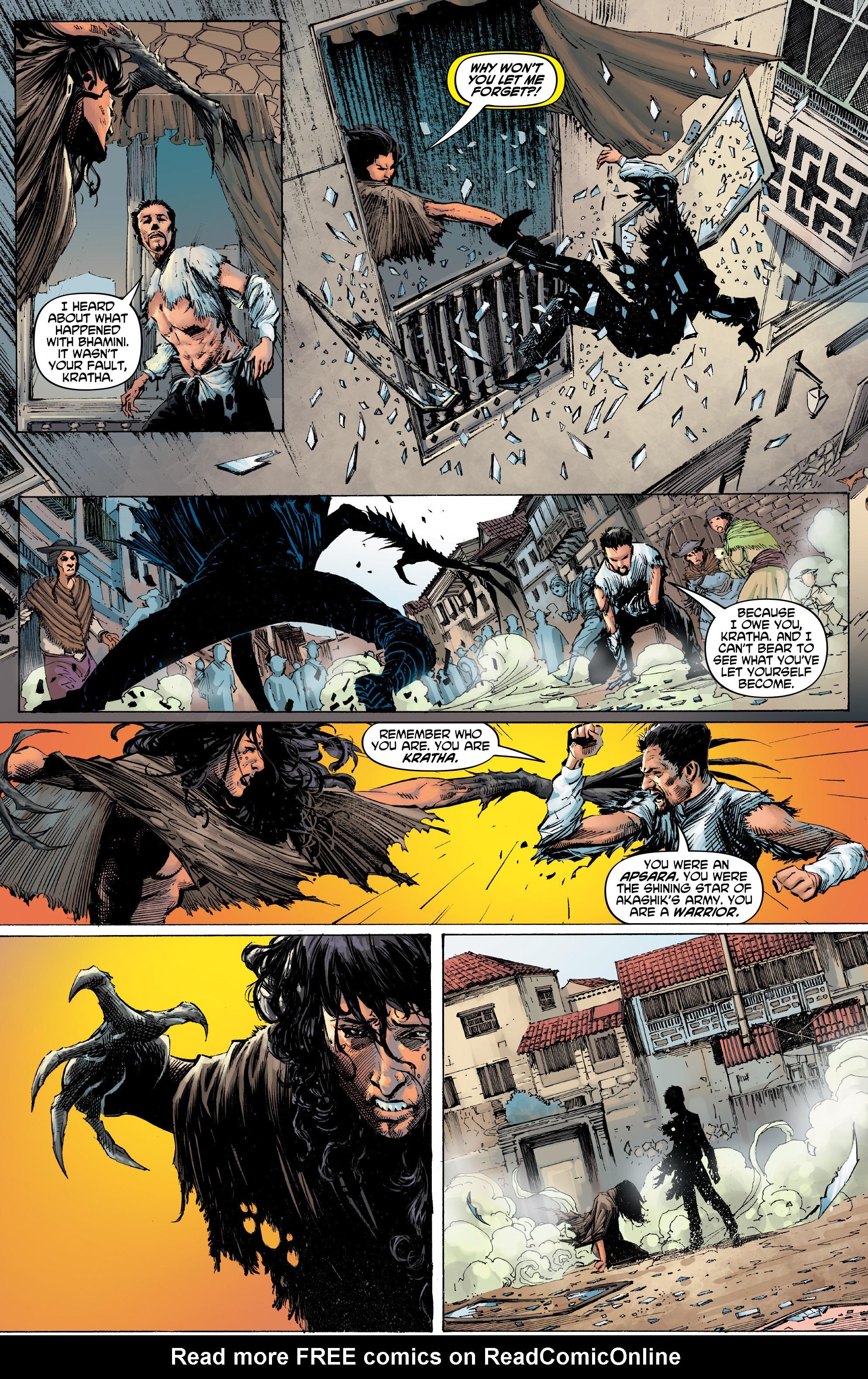 Read online Shekhar Kapur's Devi: Rebirth comic -  Issue #5 - 27