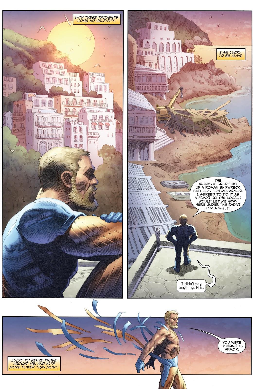 Read online X-O Manowar (2017) comic -  Issue #23 - 16