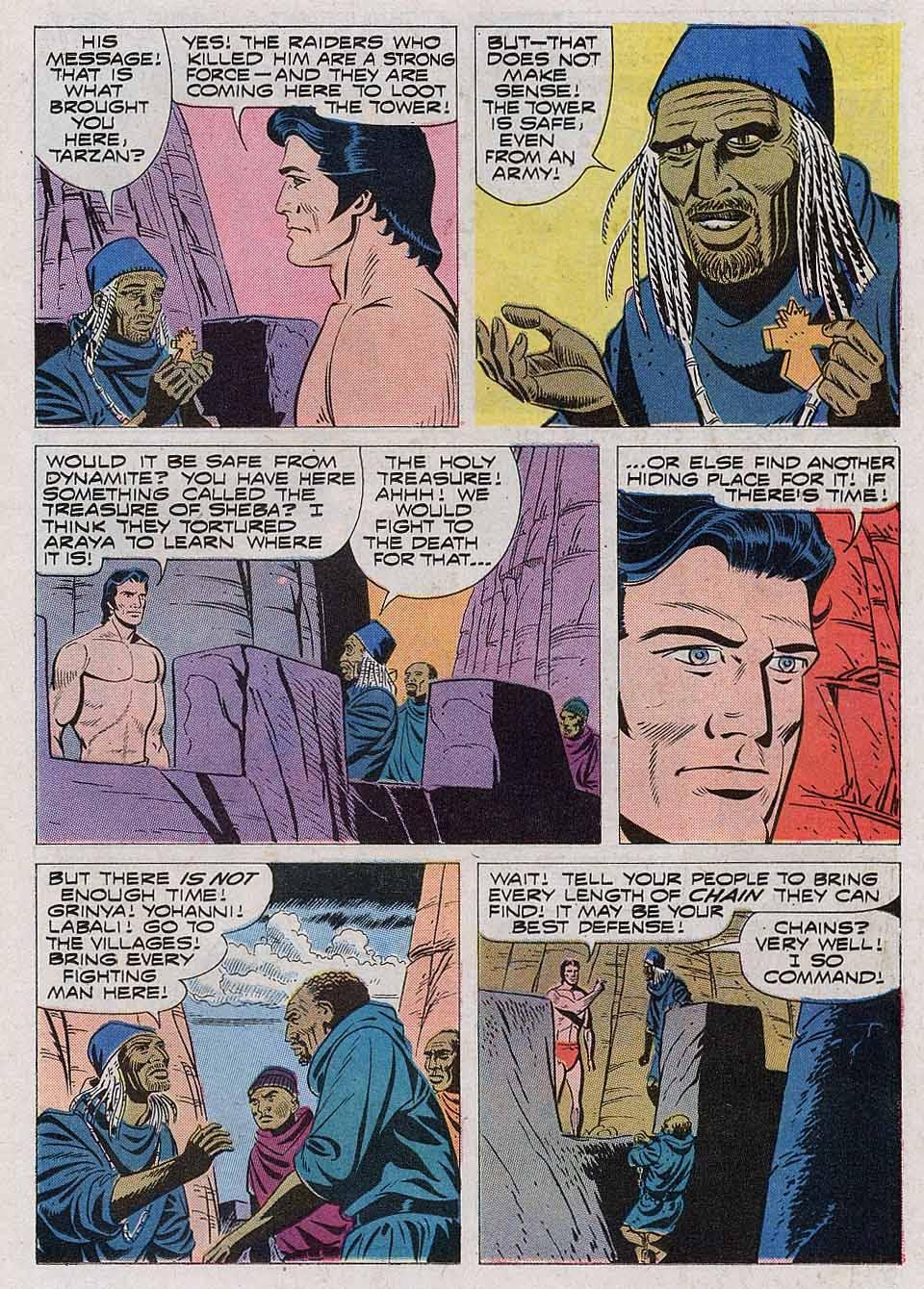 Tarzan (1962) issue 204 - Page 15