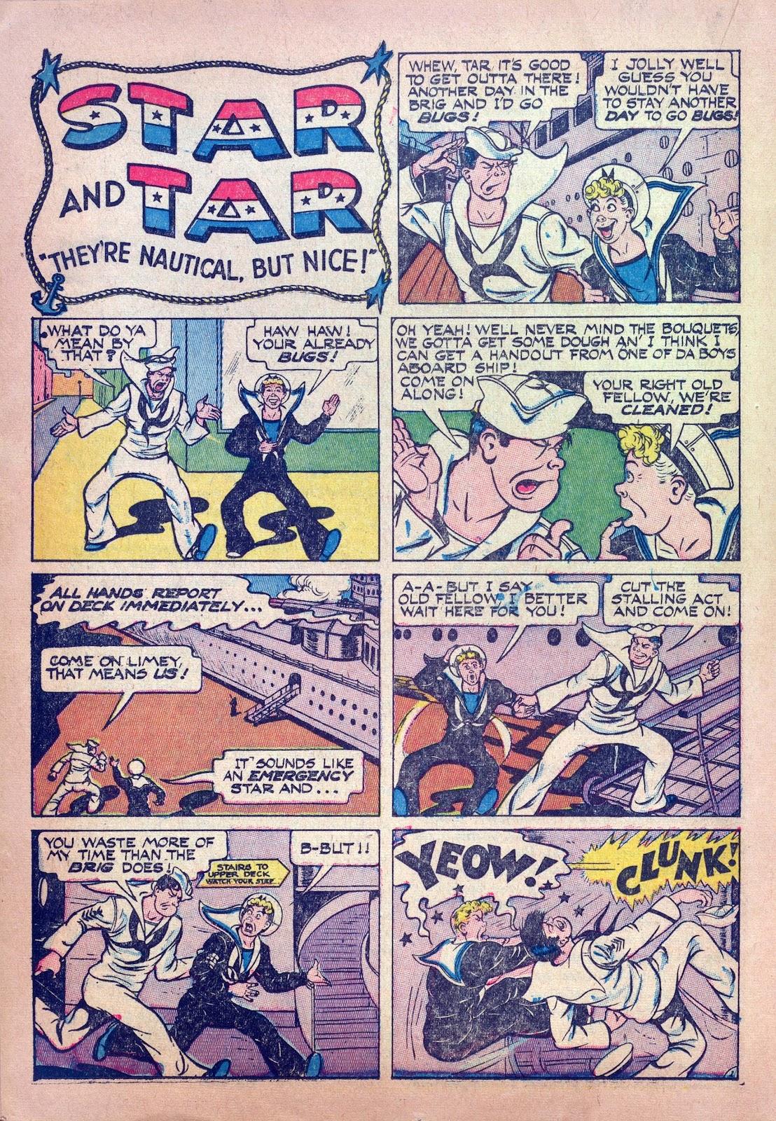 Read online Joker Comics comic -  Issue #14 - 34