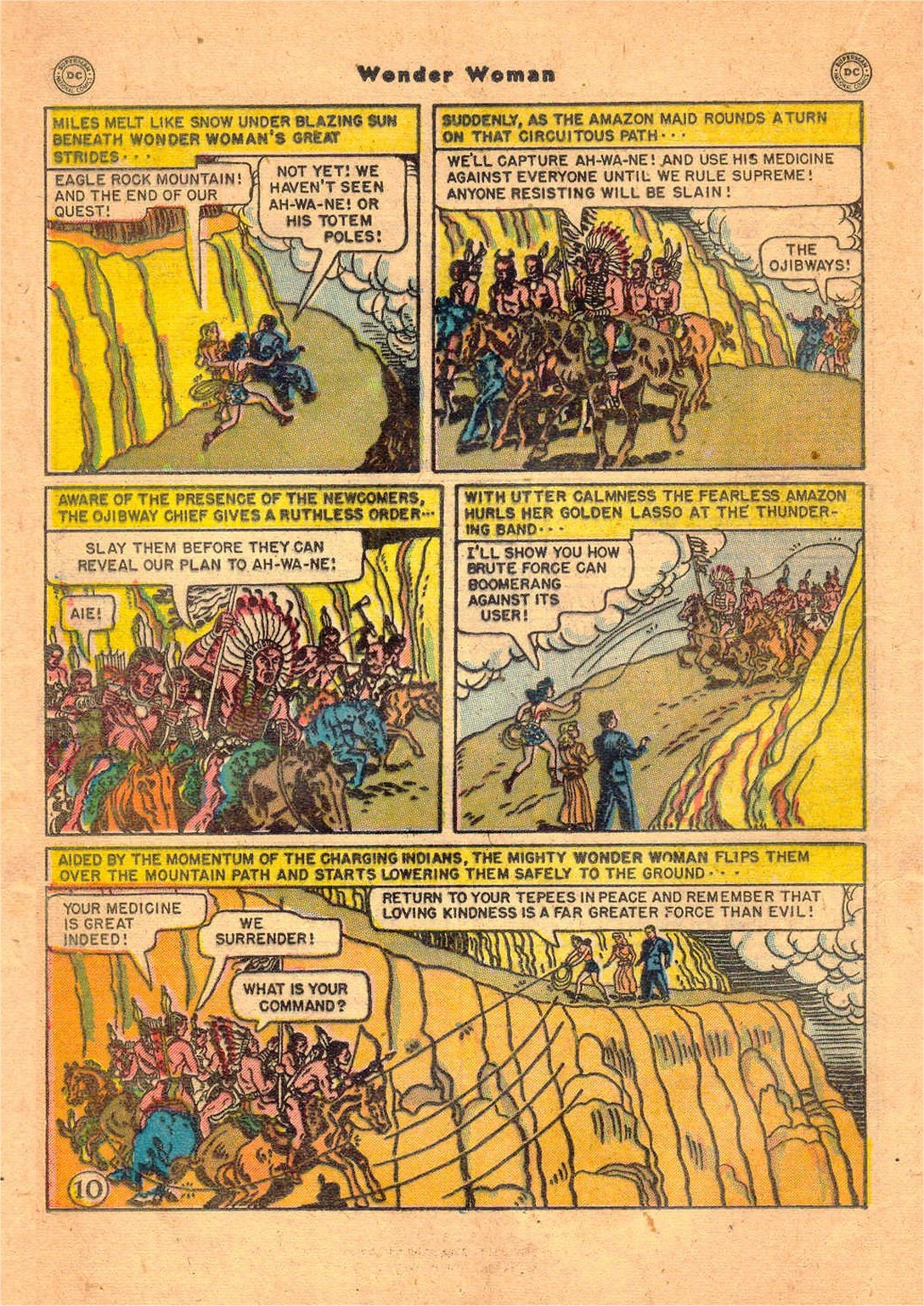 Read online Wonder Woman (1942) comic -  Issue #47 - 27
