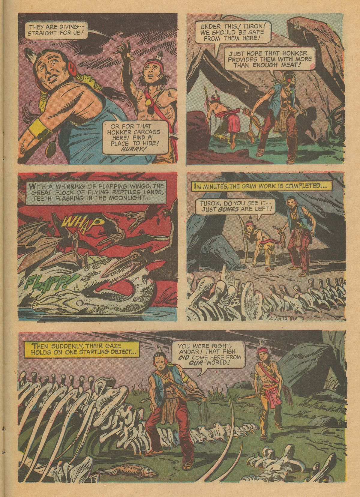 Read online Turok, Son of Stone comic -  Issue #59 - 25