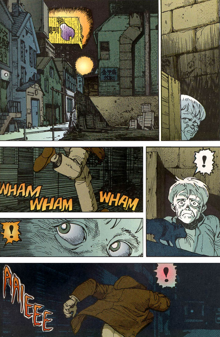 Read online Akira comic -  Issue #1 - 53