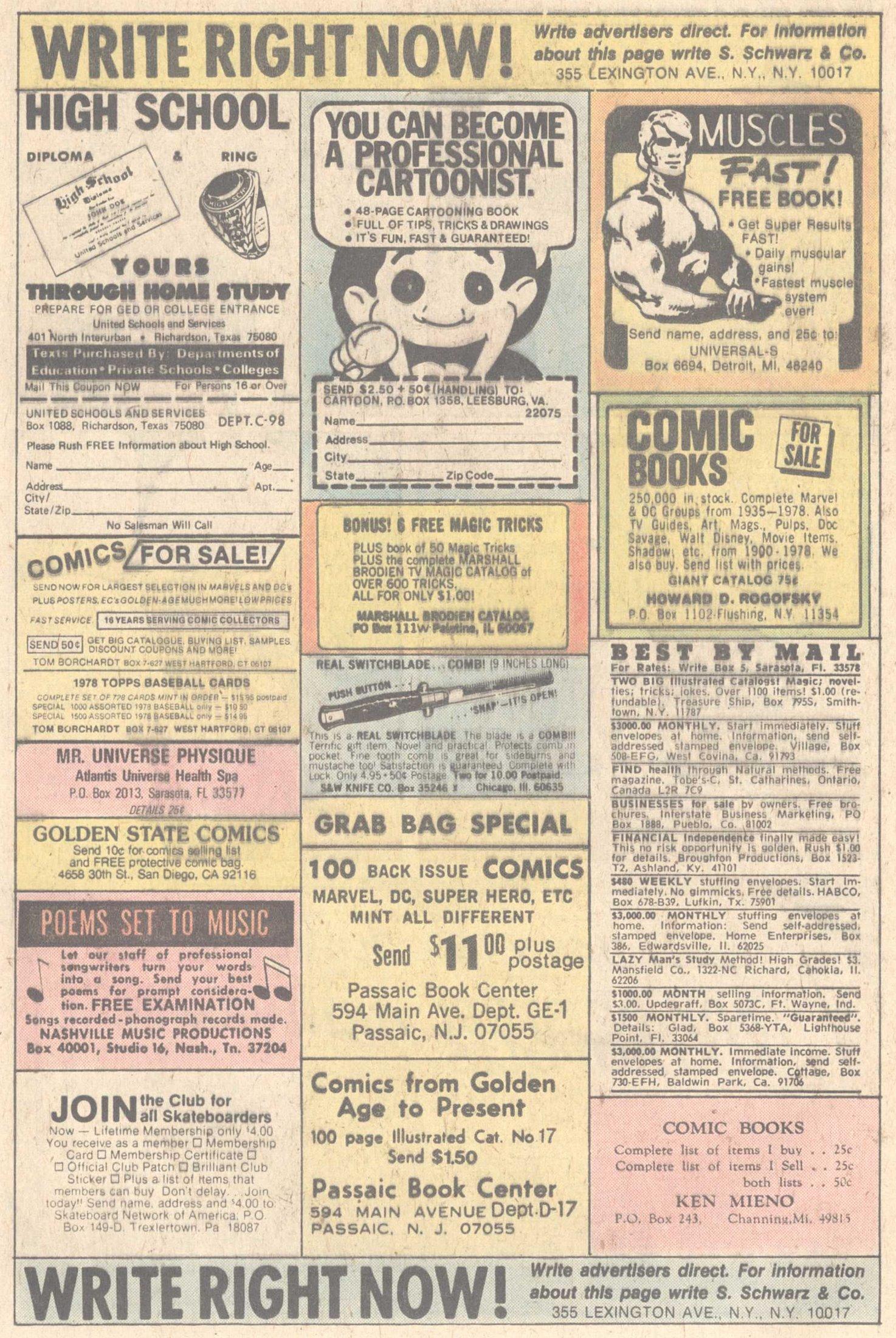 Action Comics (1938) 487 Page 9