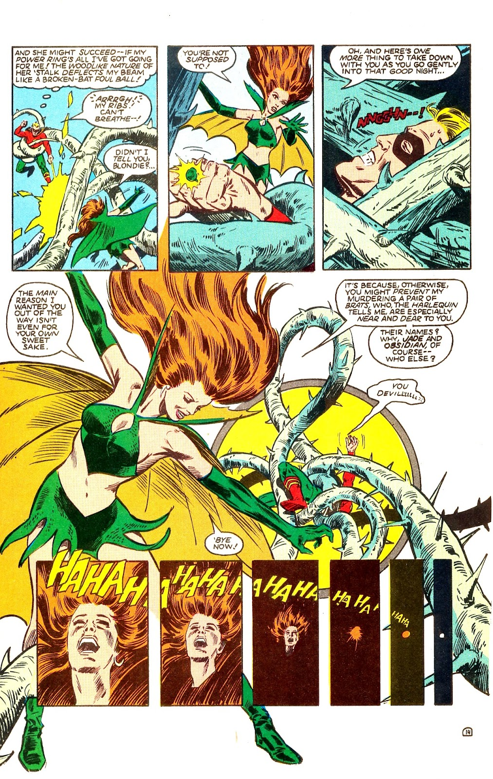 Infinity Inc. (1984) issue Annual 1 - Page 17