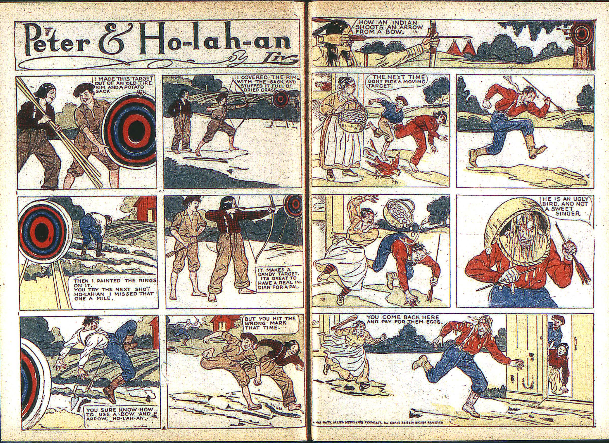 Read online Adventure Comics (1938) comic -  Issue #2 - 39