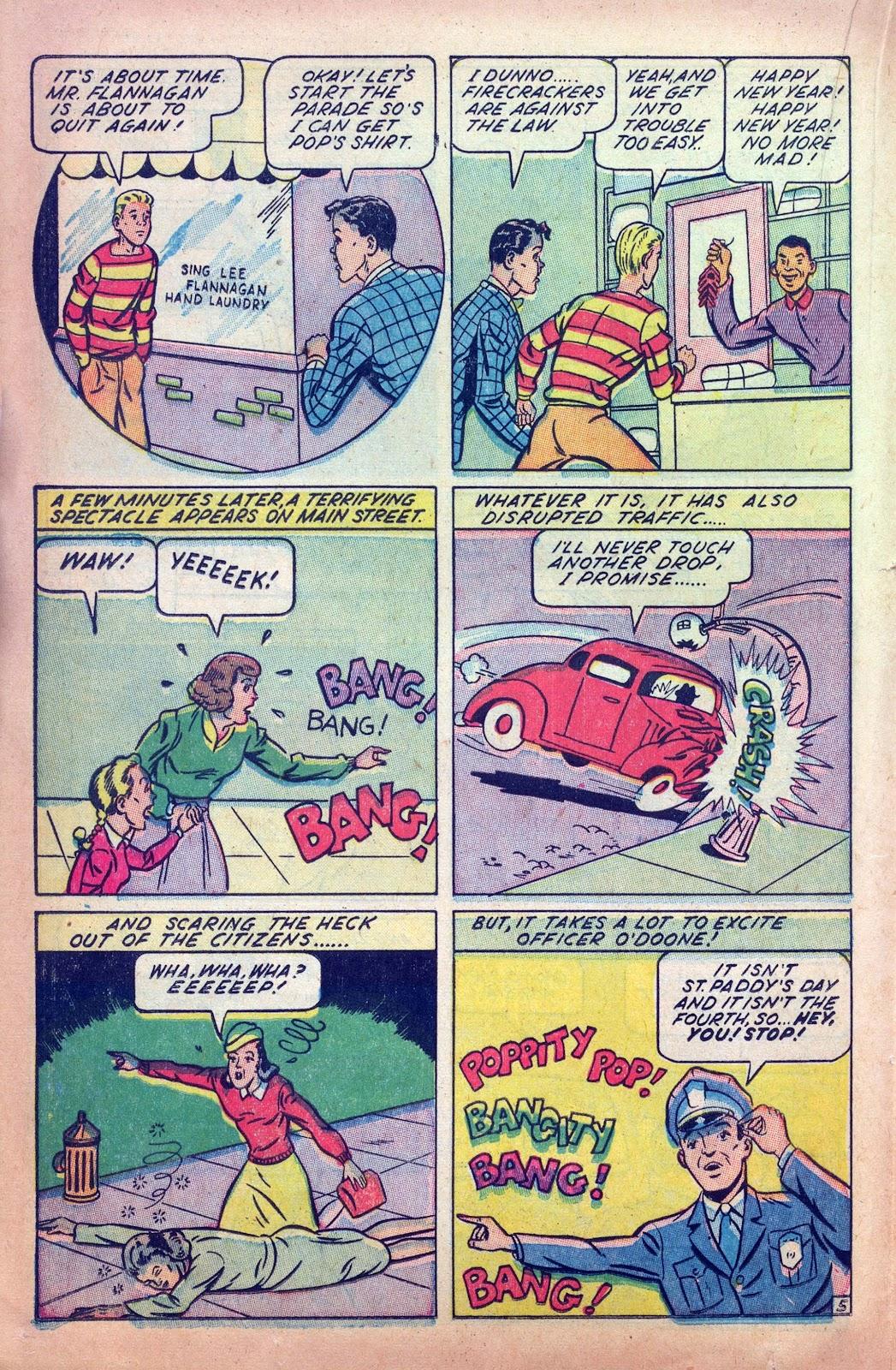Read online Joker Comics comic -  Issue #25 - 26