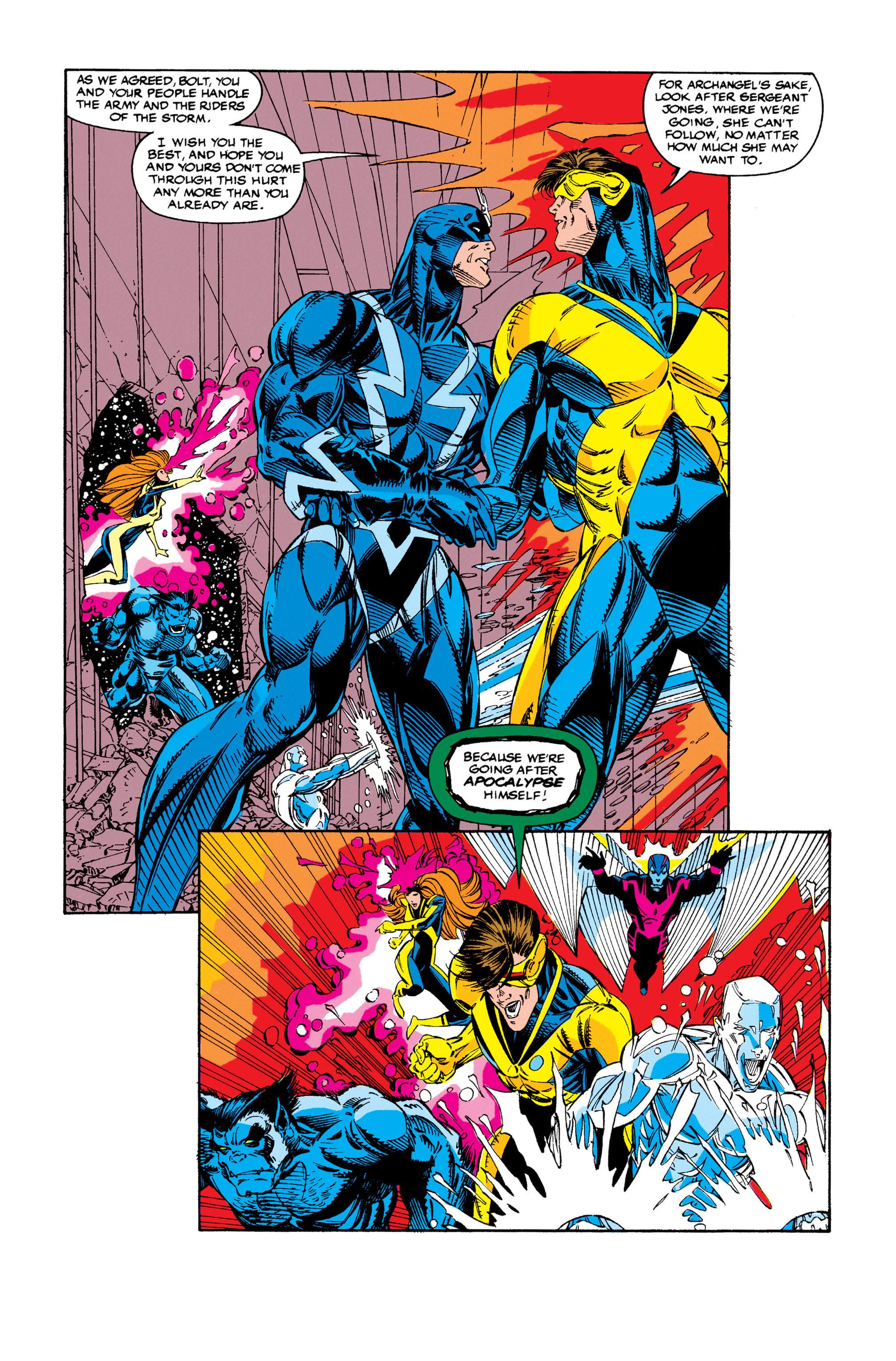 Read online X-Factor (1986) comic -  Issue #67 - 14