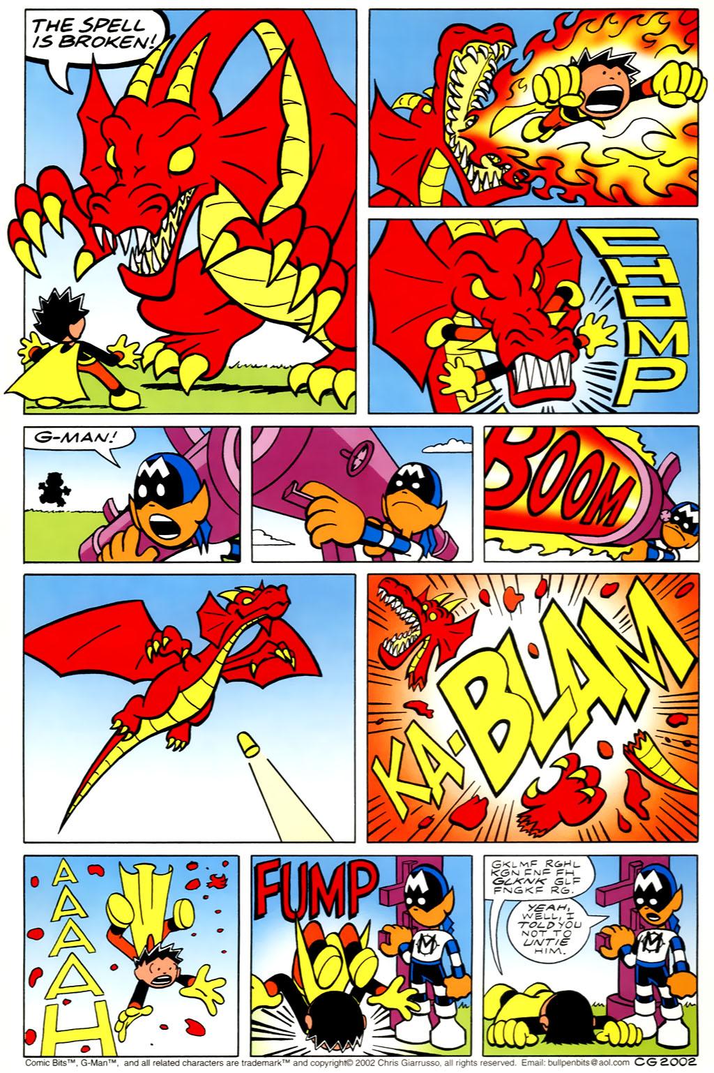 The Savage Dragon (1993) Issue #97 #100 - English 32