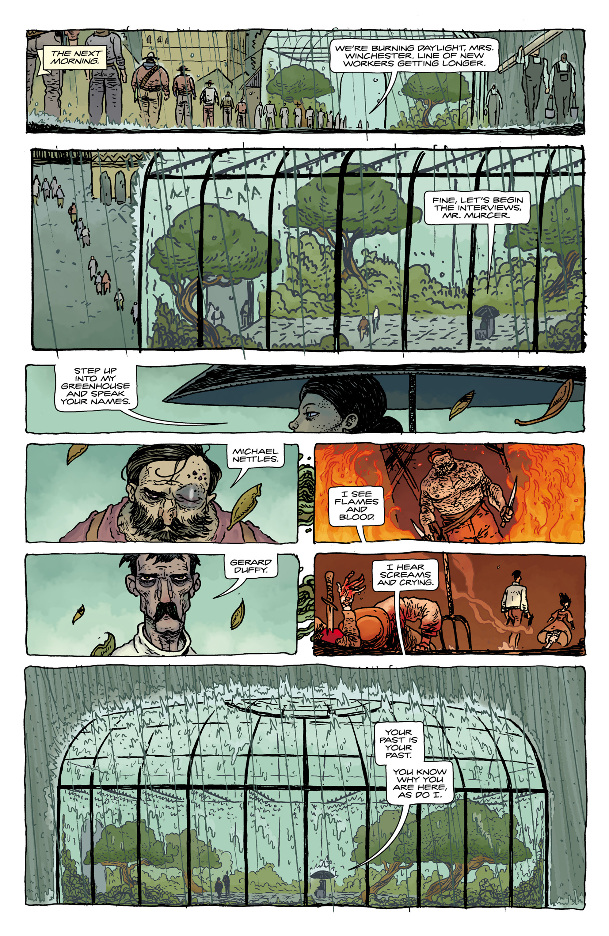 House of Penance 1 Page 13