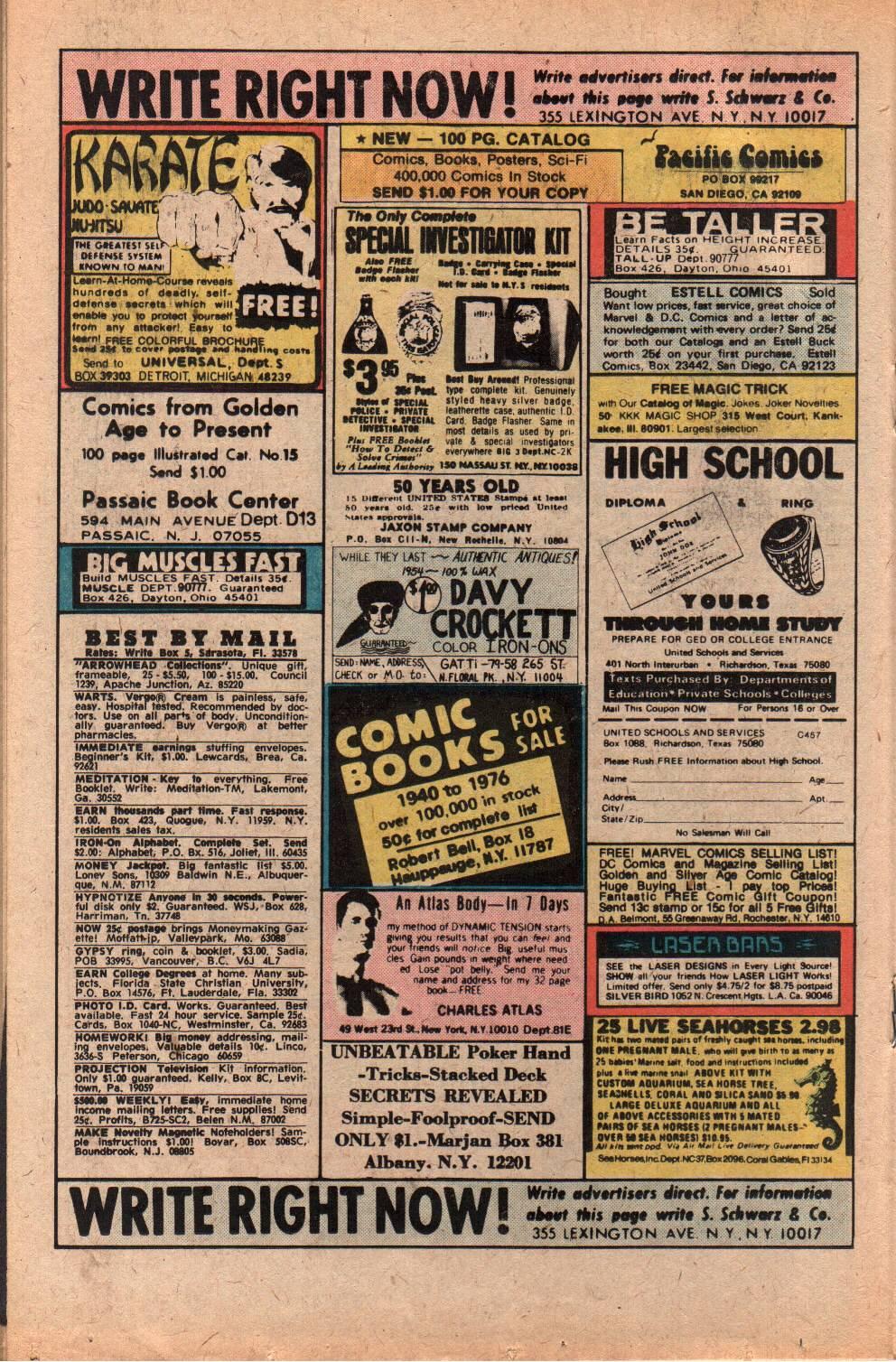 Read online Shazam! (1973) comic -  Issue #29 - 18