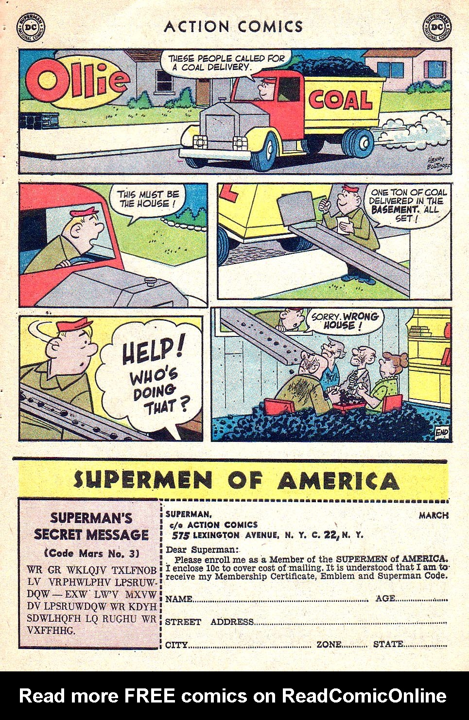 Read online Action Comics (1938) comic -  Issue #250 - 25