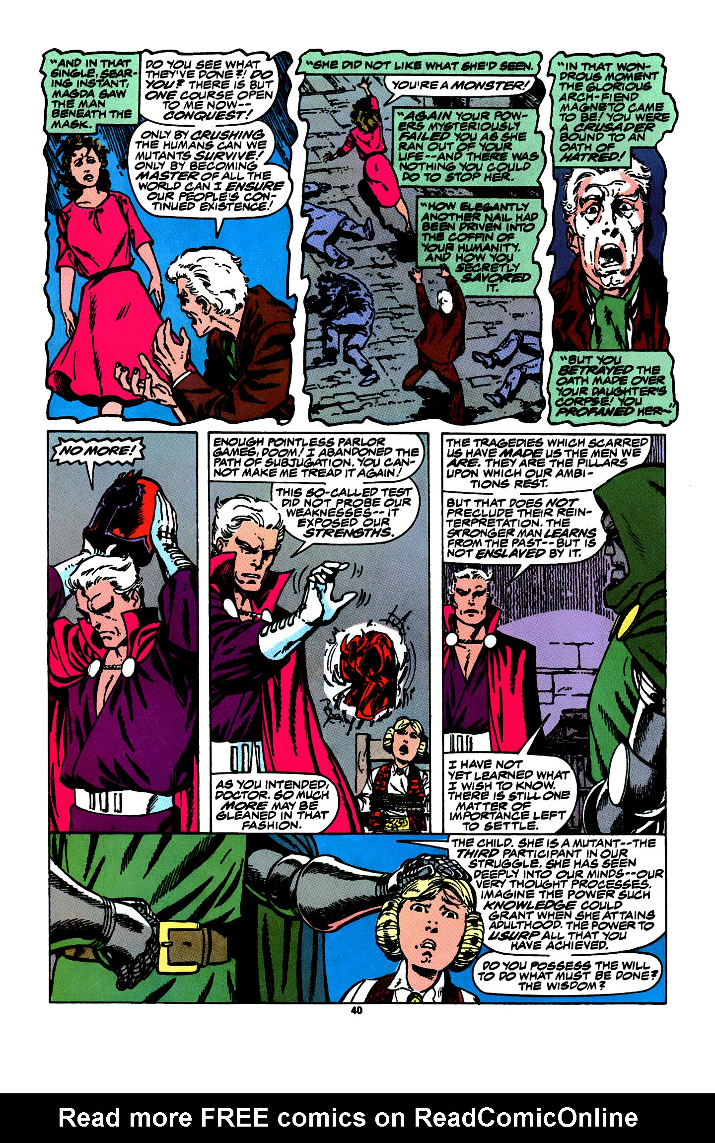 Read online X-Factor (1986) comic -  Issue # _ Annual 4 - 36