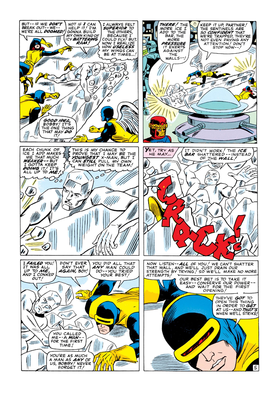 Read online Uncanny X-Men (1963) comic -  Issue #16 - 6