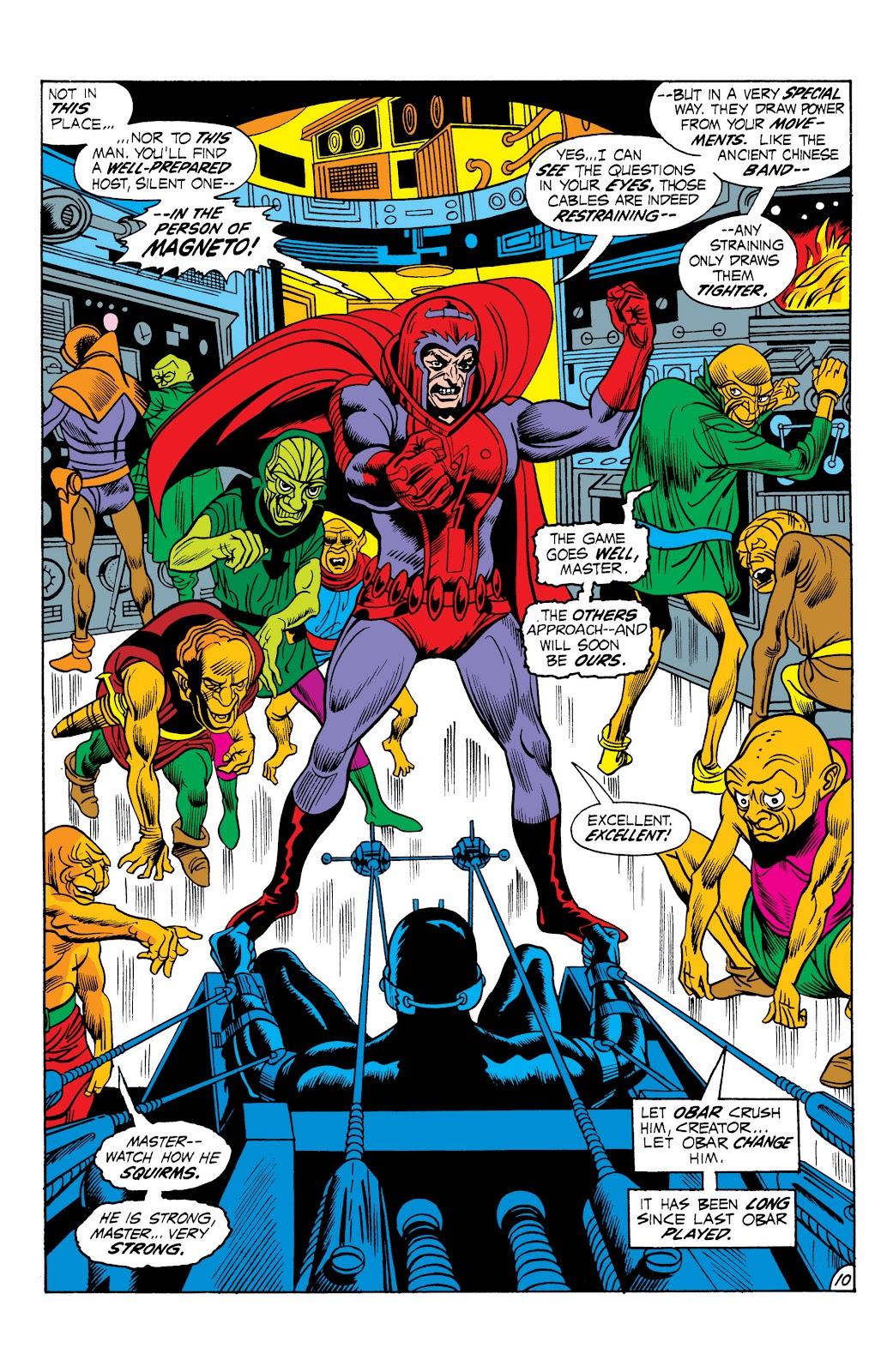 Read online Marvel Masterworks: The Inhumans comic -  Issue # TPB 1 (Part 2) - 67