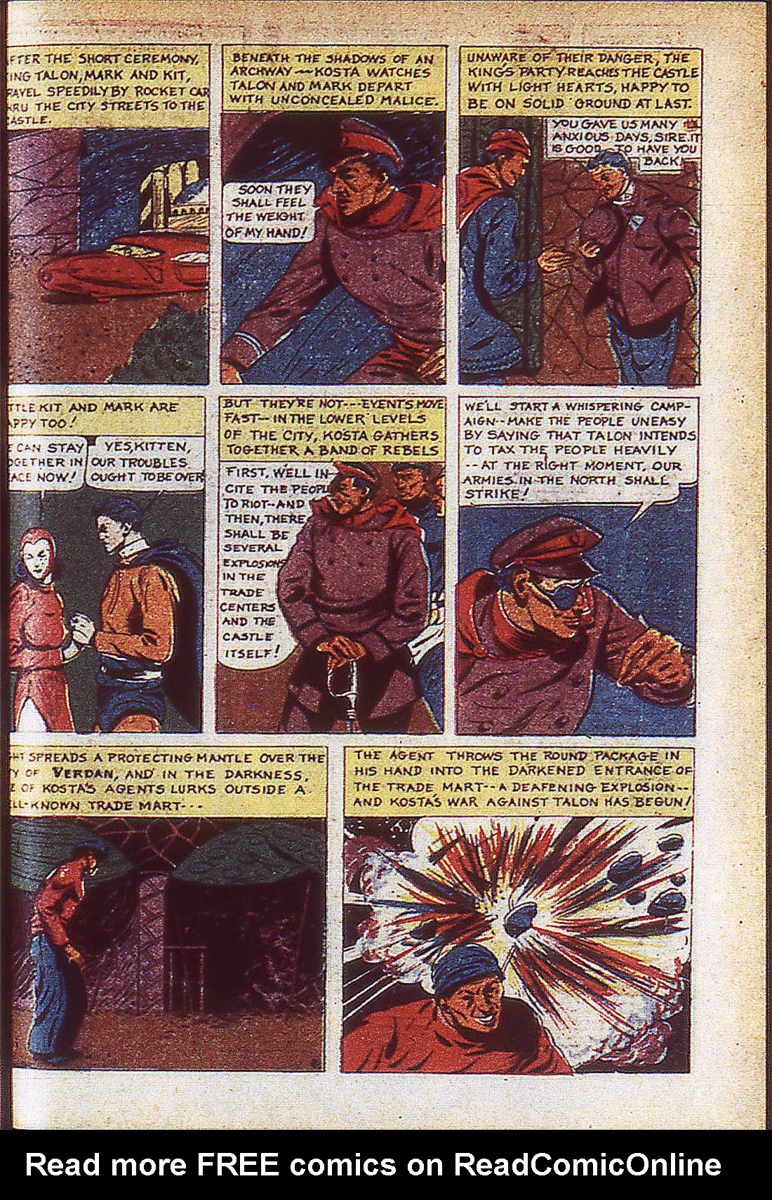 Read online Adventure Comics (1938) comic -  Issue #59 - 24
