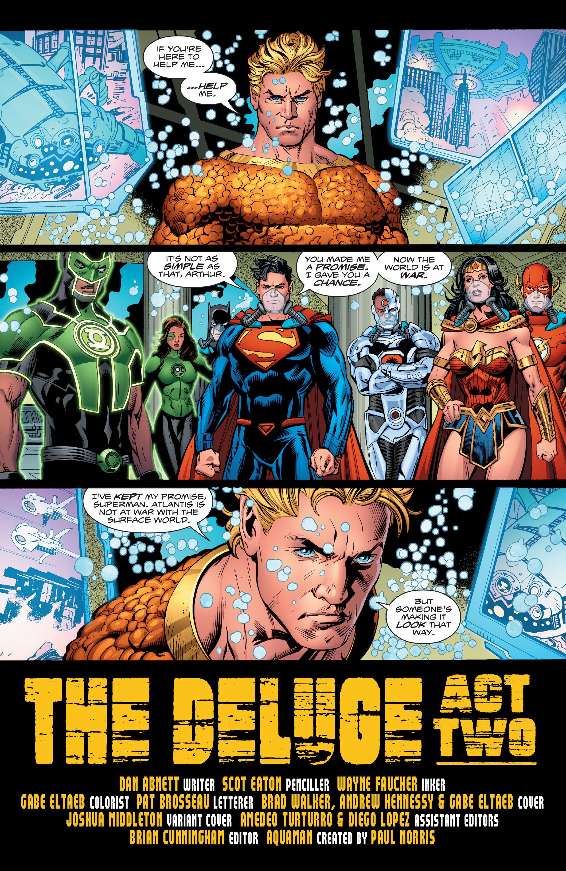 Read online Aquaman (2016) comic -  Issue #13 - 4