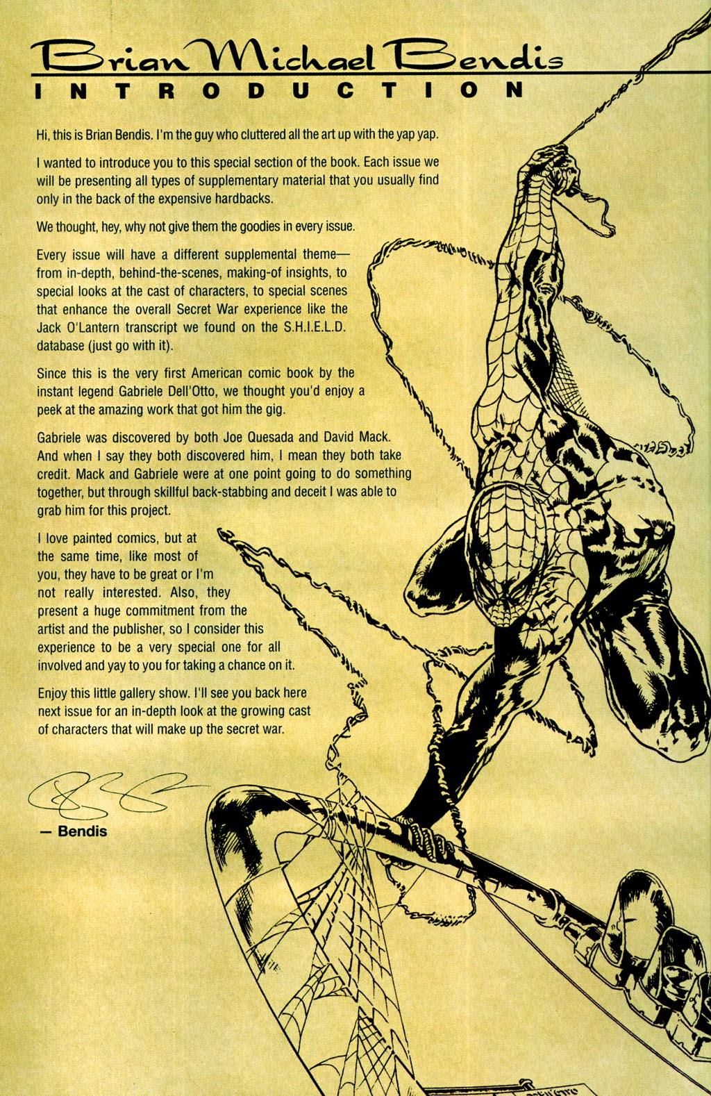 Read online Secret War comic -  Issue #1 - 31