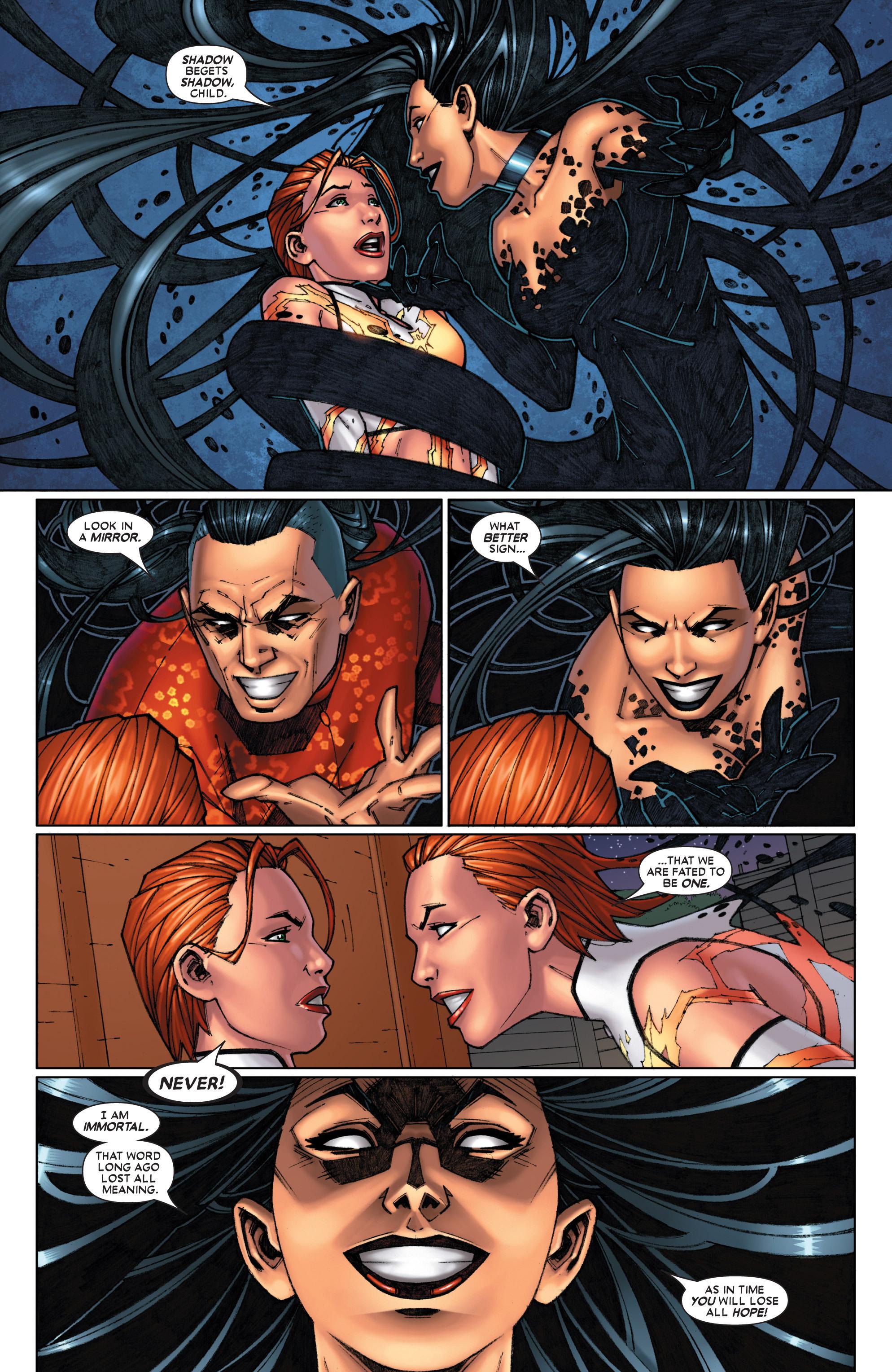 Read online Uncanny X-Men (1963) comic -  Issue #454 - 9