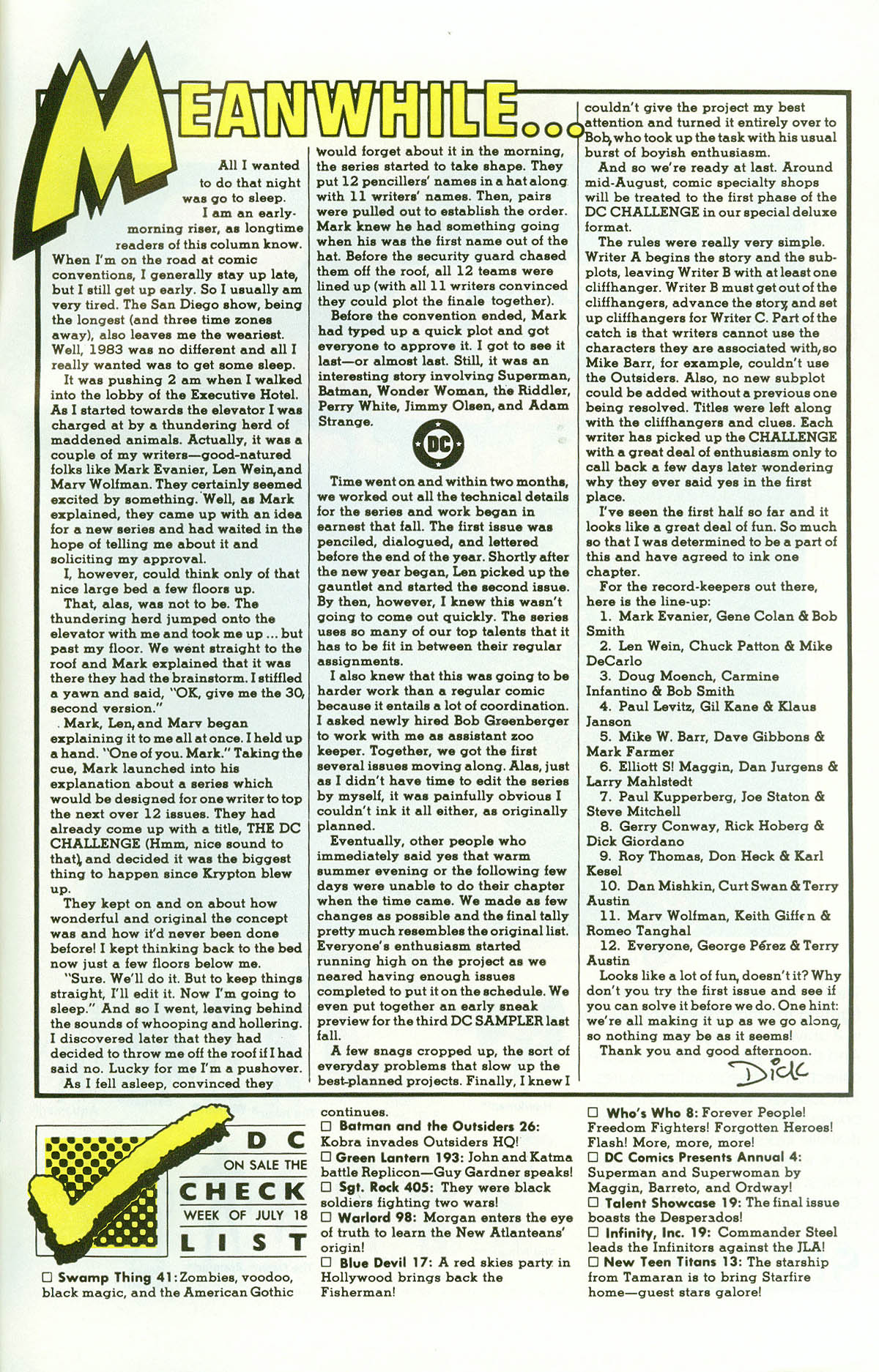 Read online Sgt. Rock comic -  Issue #405 - 34
