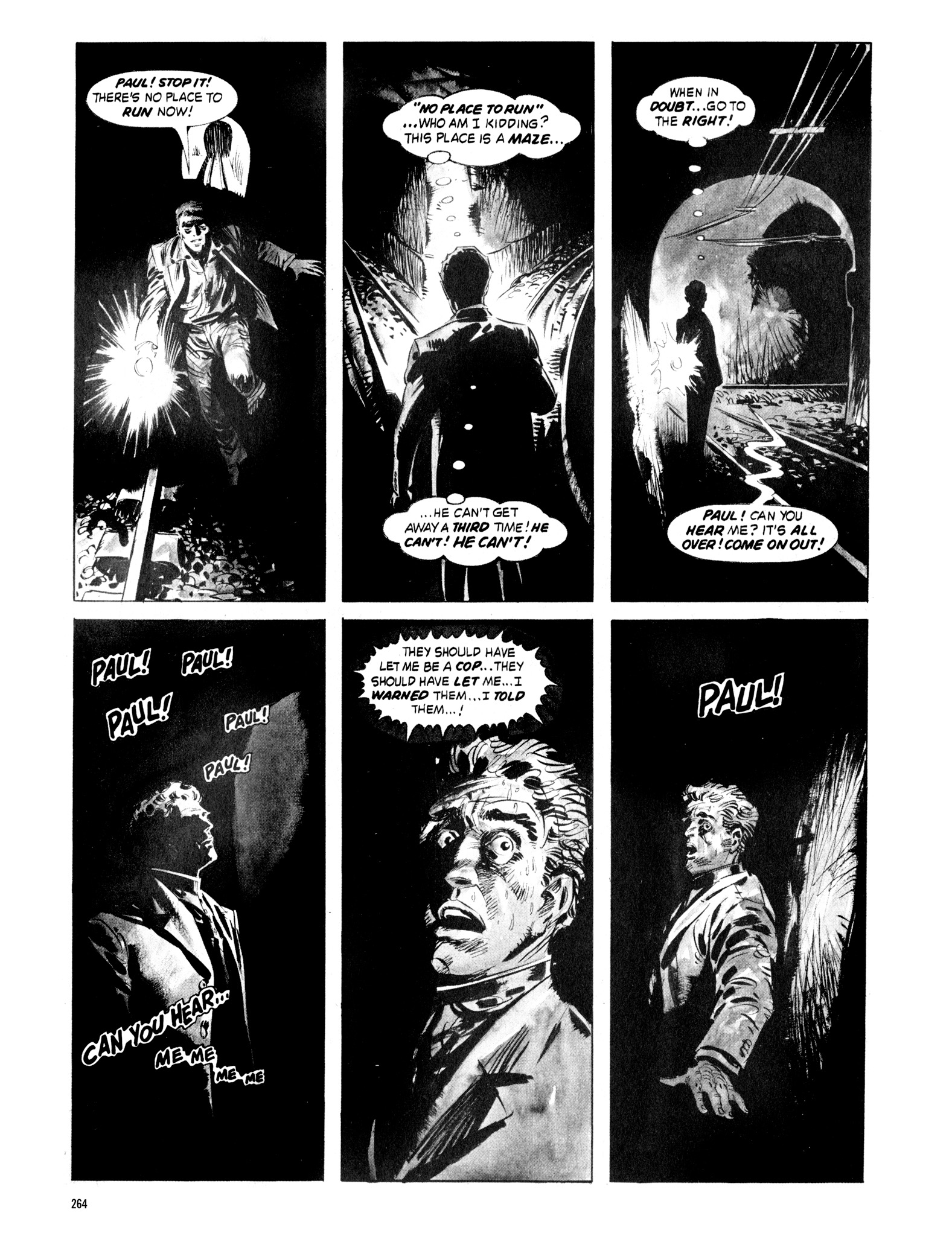 Read online Eerie Archives comic -  Issue # TPB 18 - 261