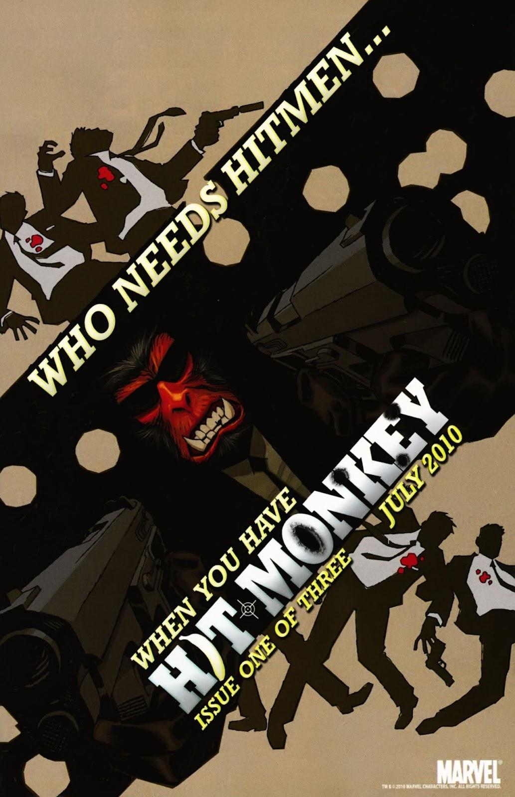Read online Deadpool (2008) comic -  Issue #24 - 33