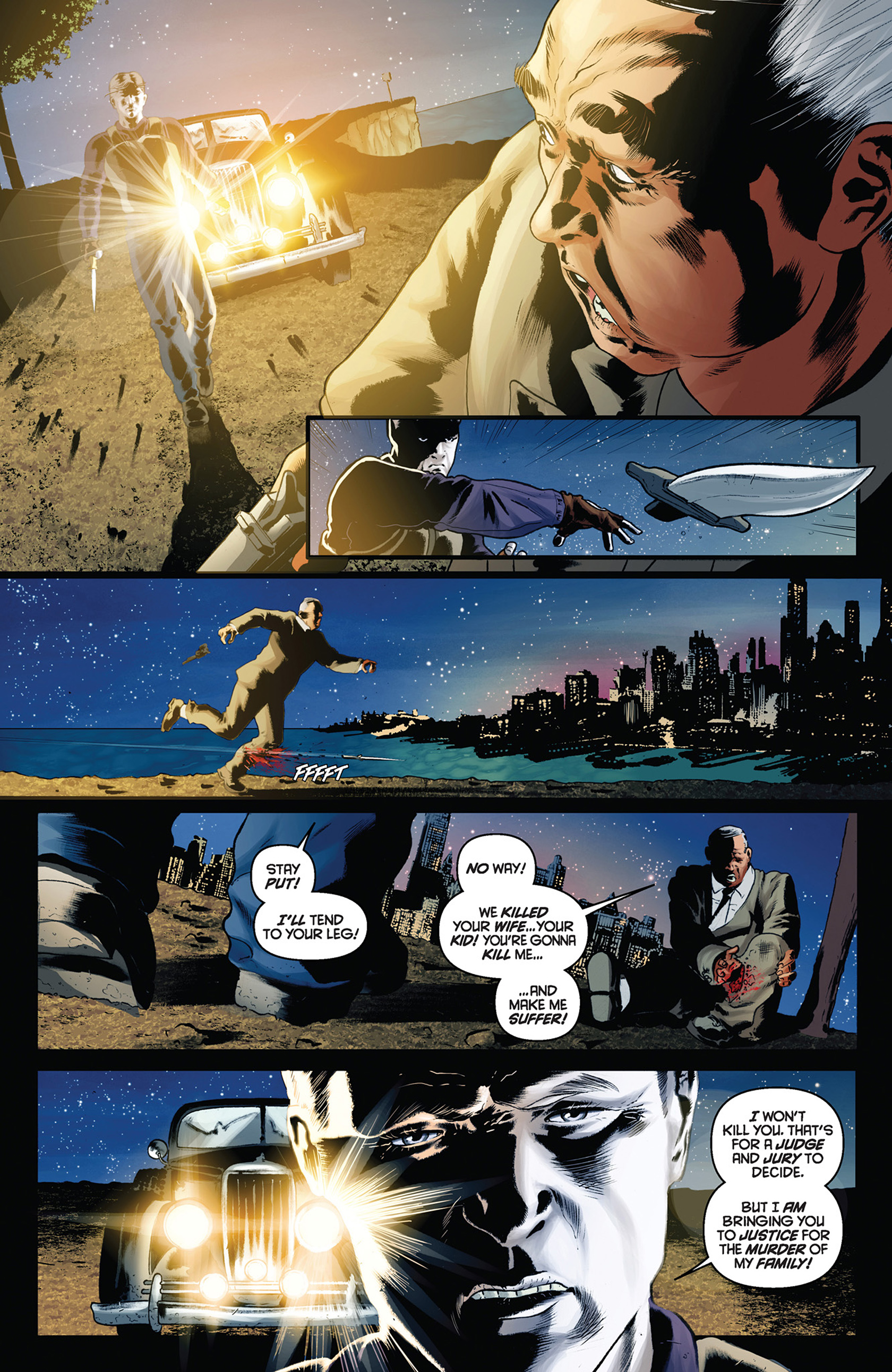 Read online Justice, Inc. comic -  Issue #5 - 25