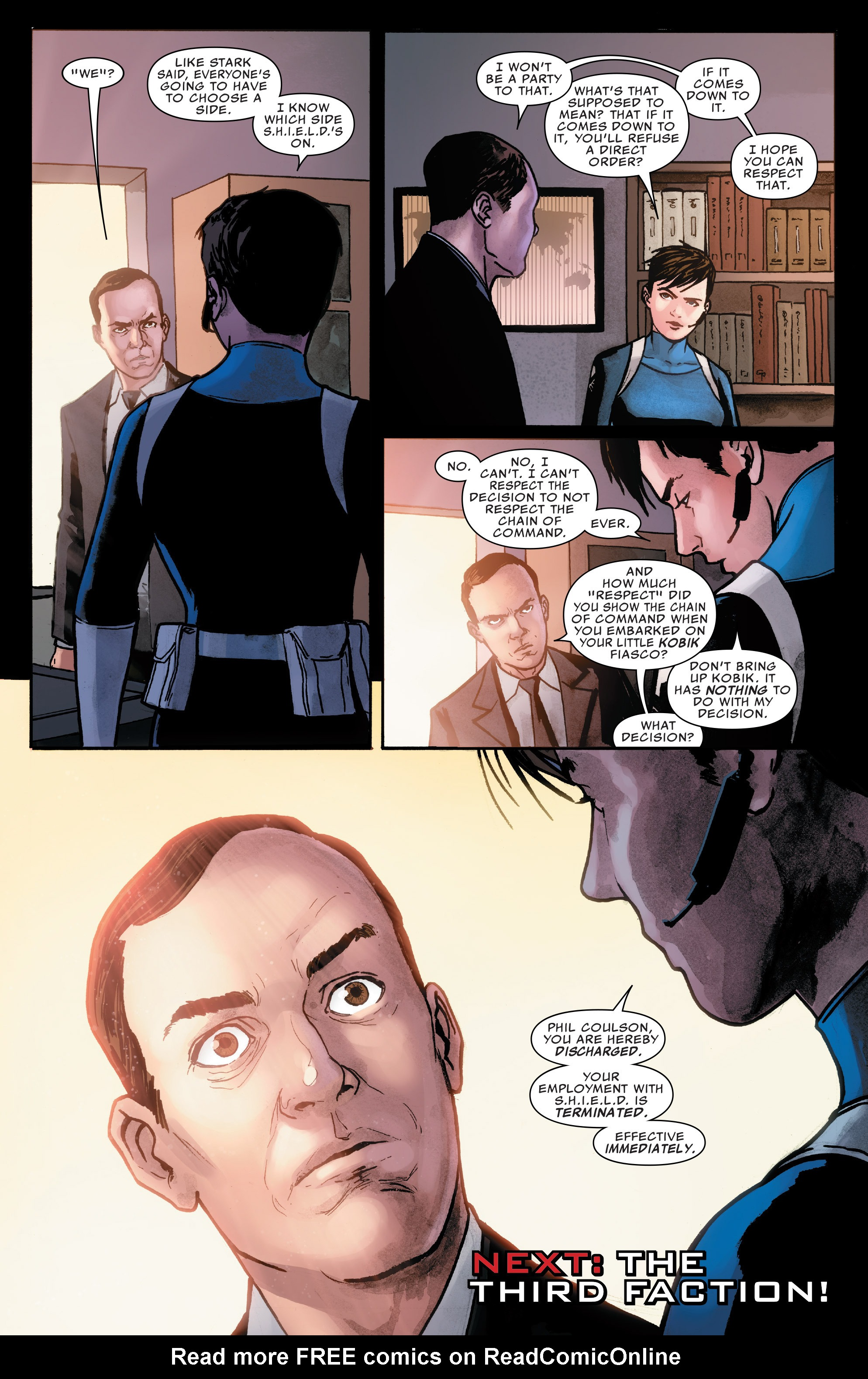 Read online Agents of S.H.I.E.L.D. comic -  Issue #7 - 20