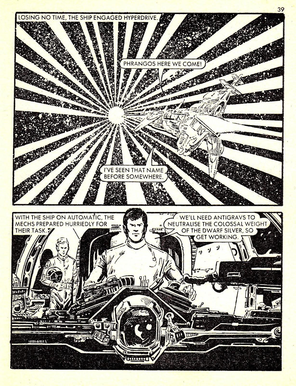 Starblazer issue 140 - Page 39